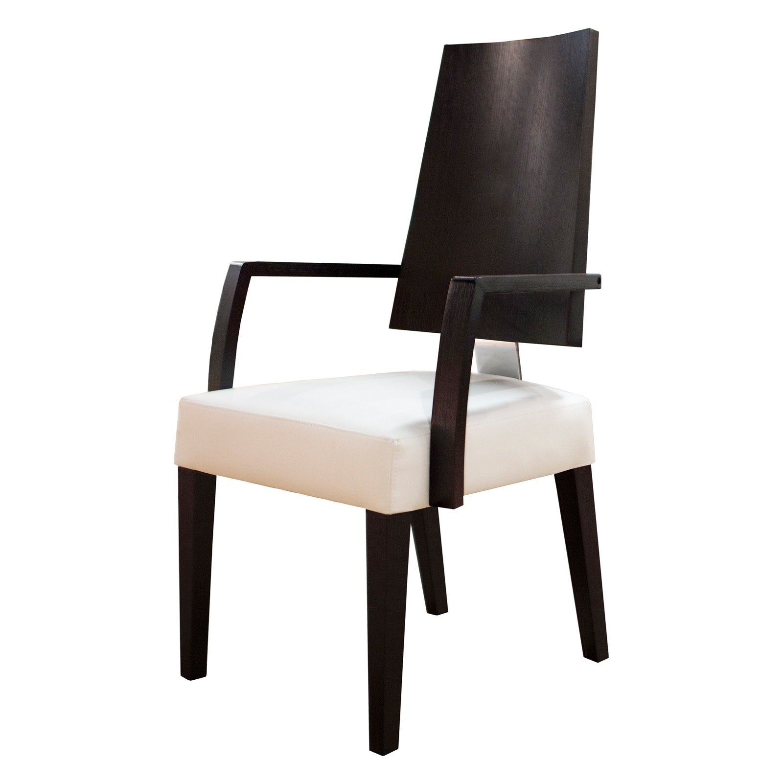 Inspiration about Most Current Rocco Side Chairs Within Sharelle Rocco Bonded Leather Dining Arm Chair (#7 of 20)