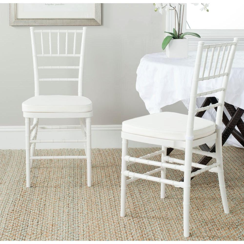 Popular Photo of Carly Side Chairs