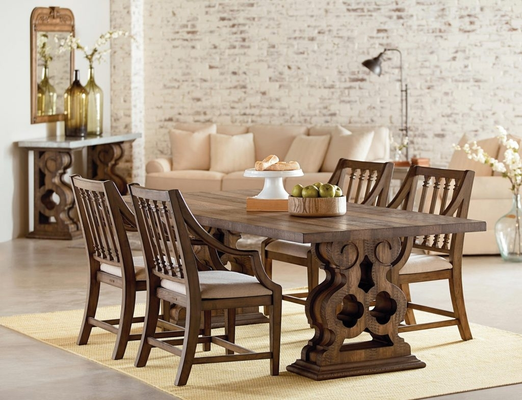 Inspiration about Most Popular Give Your Dining Room A Thanksgiving Magnolia Makeover (#11 of 20)