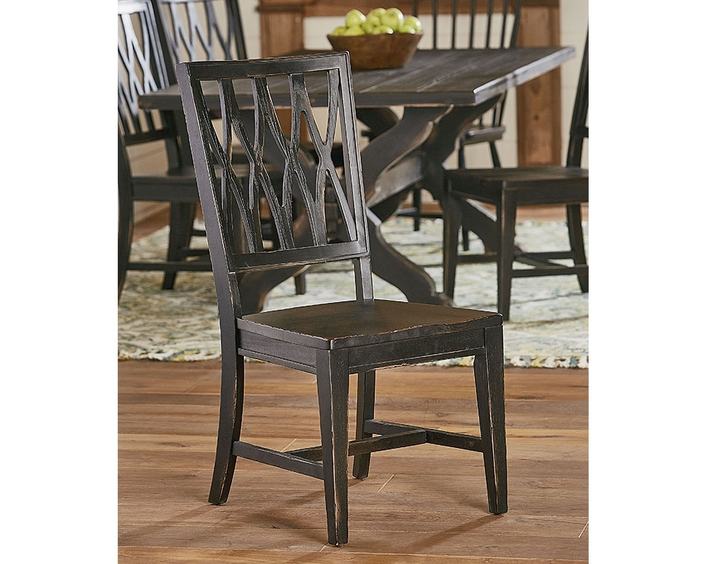 Inspiration about Most Popular Magnolia Home Camden Side Chairs In Camden Side Chair – Magnolia Home (#3 of 20)