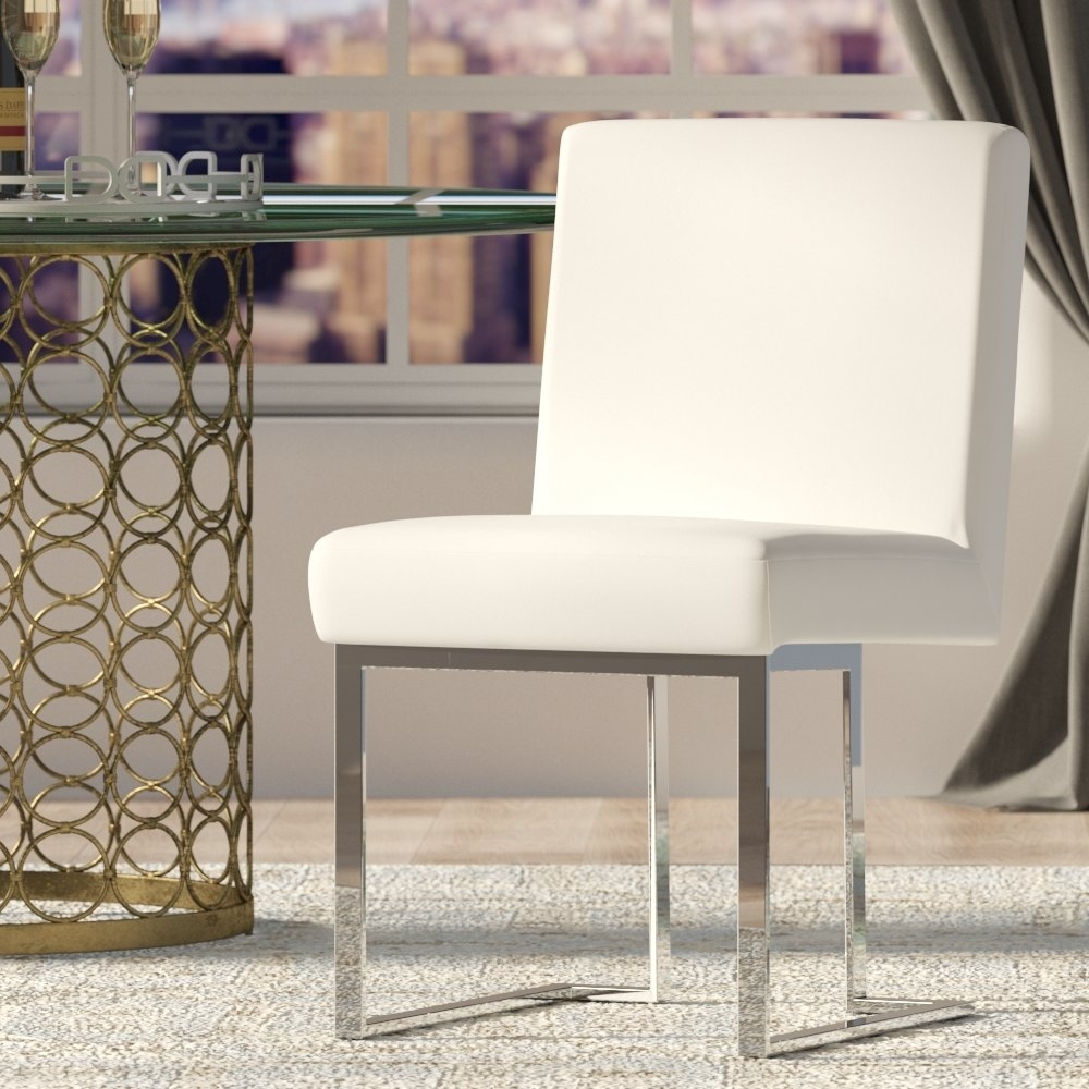 Most Popular Willa Arlo Interiors Espinoza Side Chair & Reviews (#5 of 20)