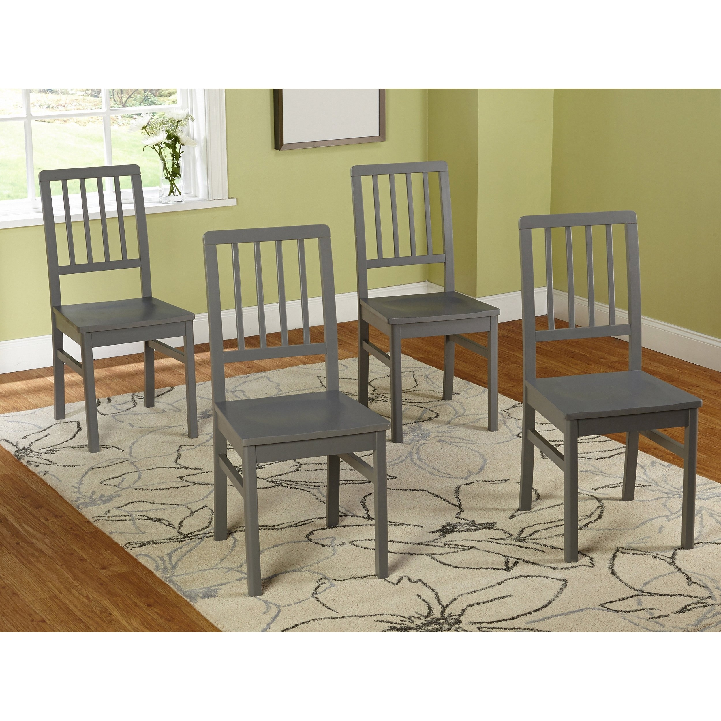 Most Recent Camden Dining Chairs Intended For Shop Simple Living Camden Dining Chair (Set Of 4) – Free Shipping (#14 of 20)