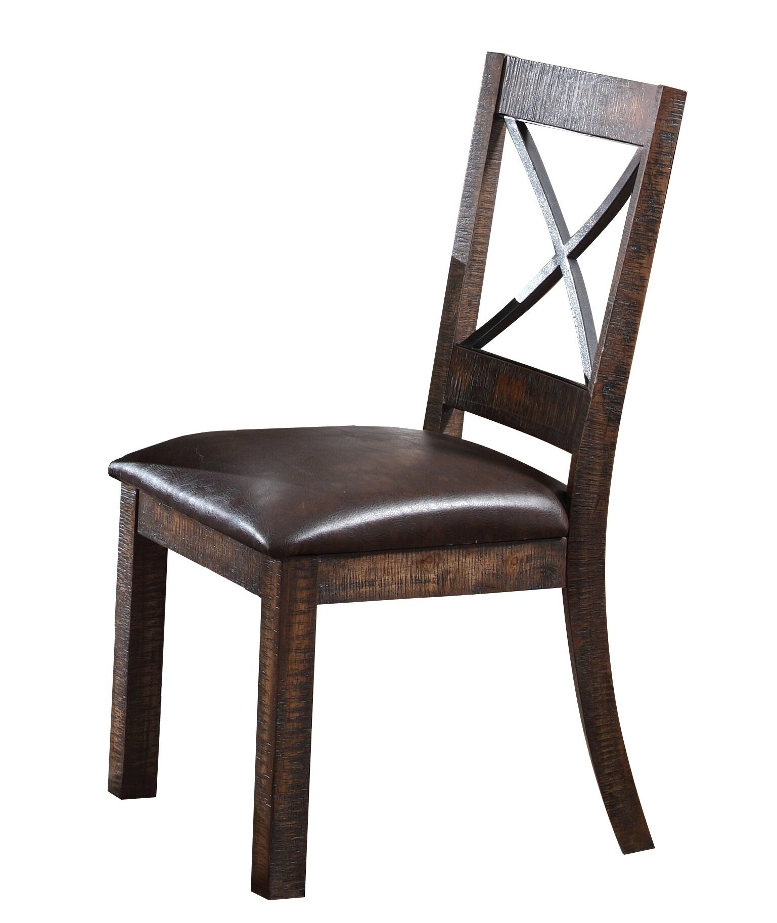 Inspiration about Most Recent Carly Side Chairs With Regard To Loon Peak Carly Upholstered Dining Chair (#9 of 20)