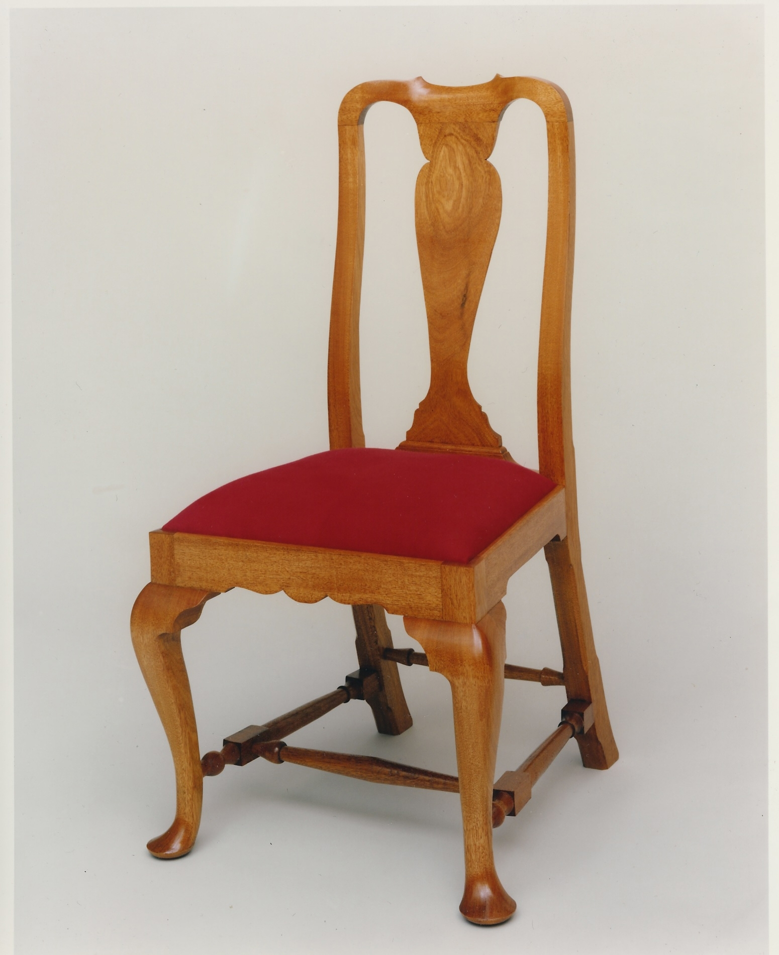 Most Recent Clint Side Chairs Intended For Queen Anne Side Chairs – Cherry Brook Woodworks (View 14 of 20)