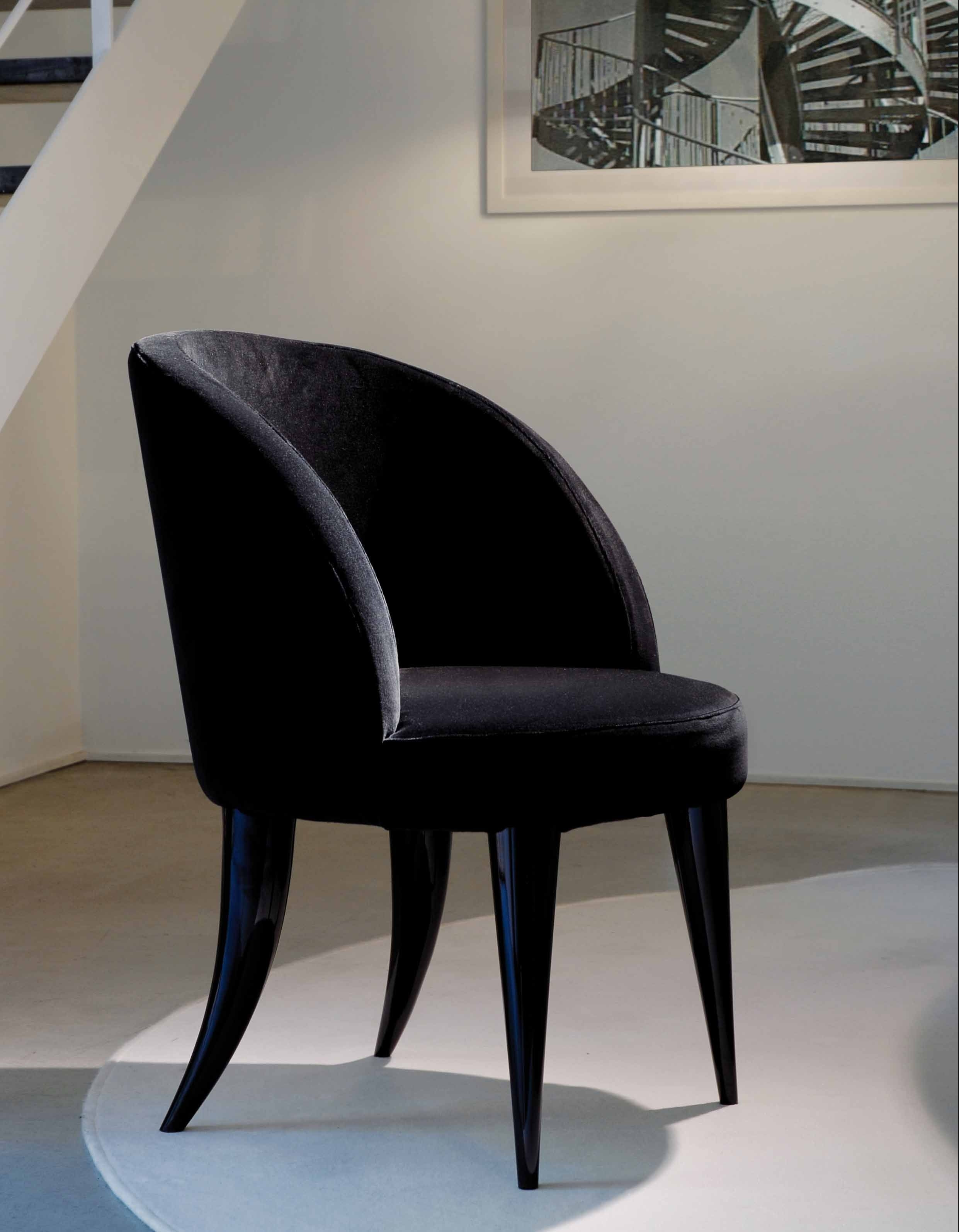 Inspiration about Most Recent Dom Edizioni: #sabrelei #dinnerchair (#12 of 20)