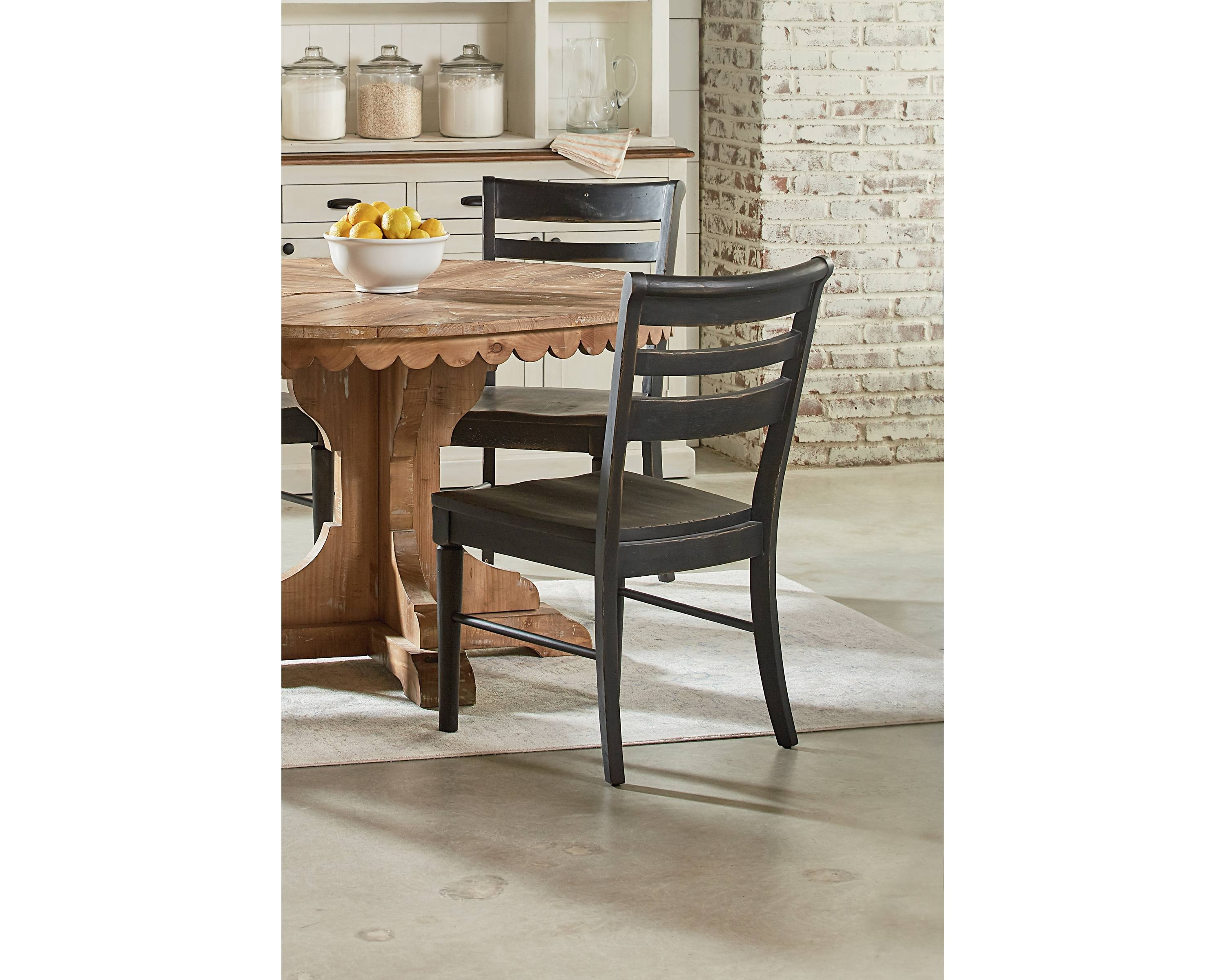Most Recent Kempton Side Chair – Magnolia Home Throughout Magnolia Home Kempton Bench Side Chairs (#15 of 20)