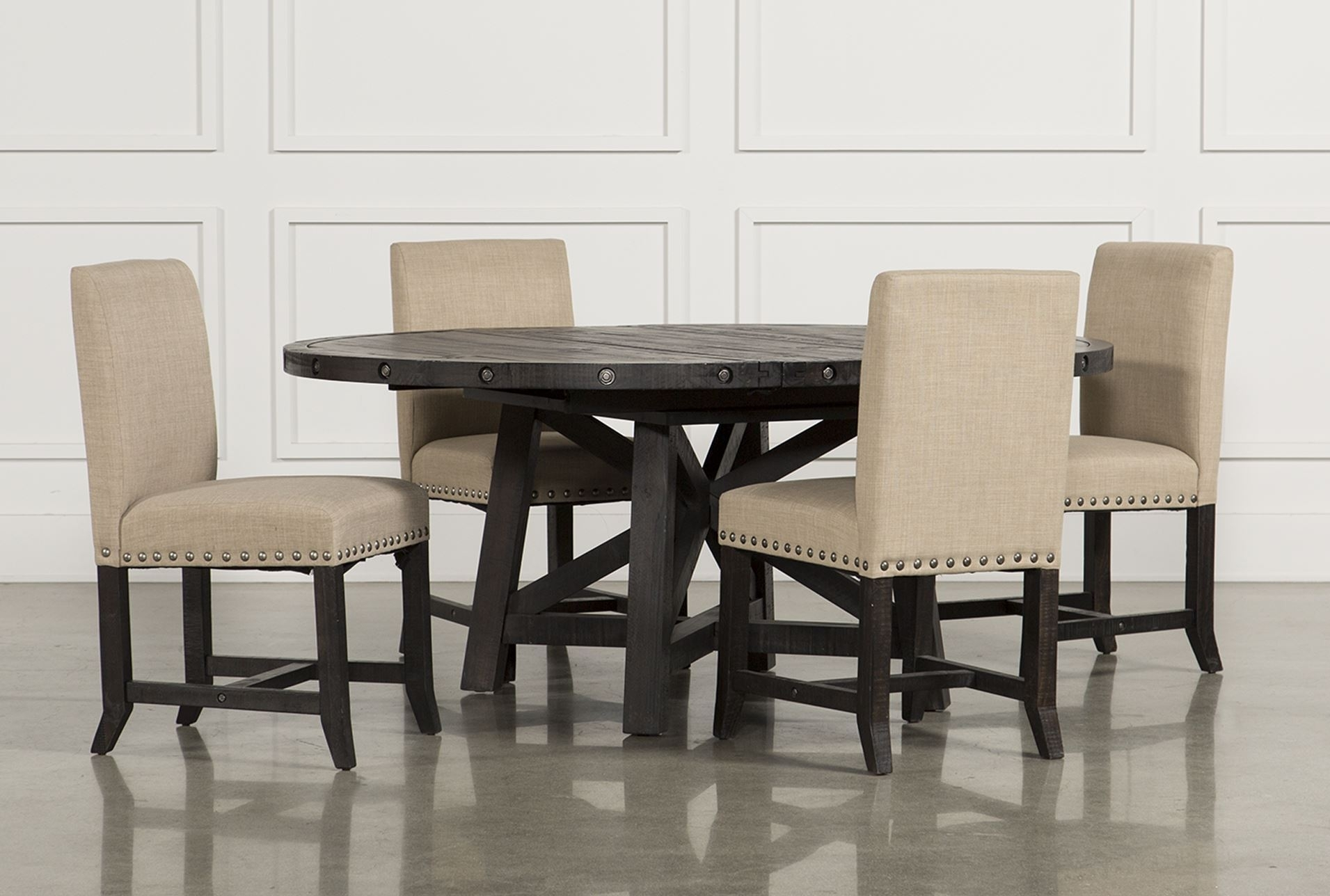 Most Recent Macie Side Chairs For Dining Tables: Stunning Living Spaces Dining Table Set Living Spaces (#14 of 20)
