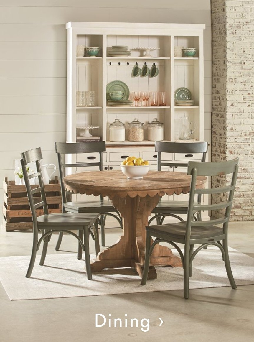 Most Recent Magnolia Home Furniture (#16 of 20)