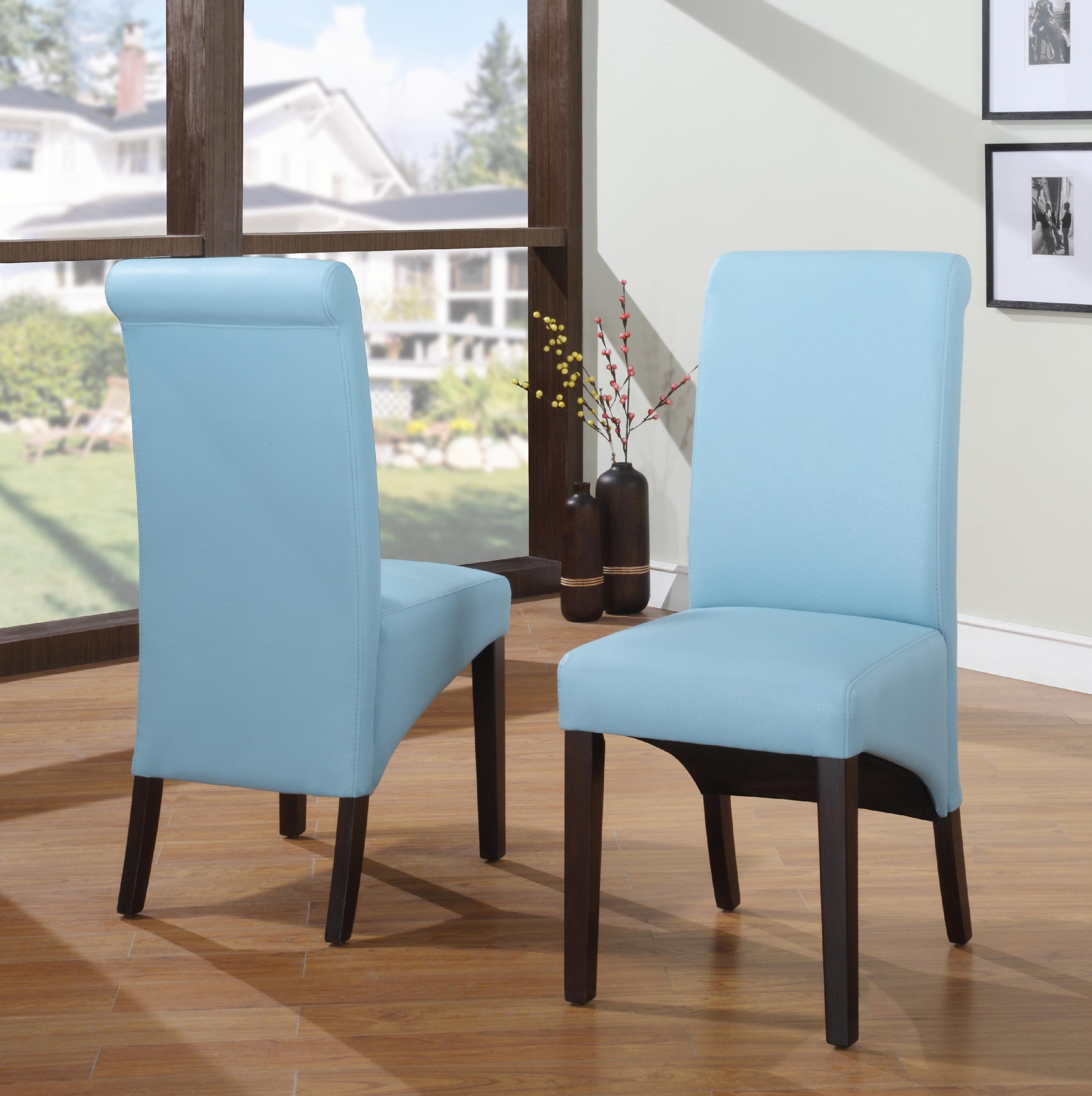 Most Recent Modus International Cosmo Dining Dining Sleigh Back Chair (View 6 of 20)