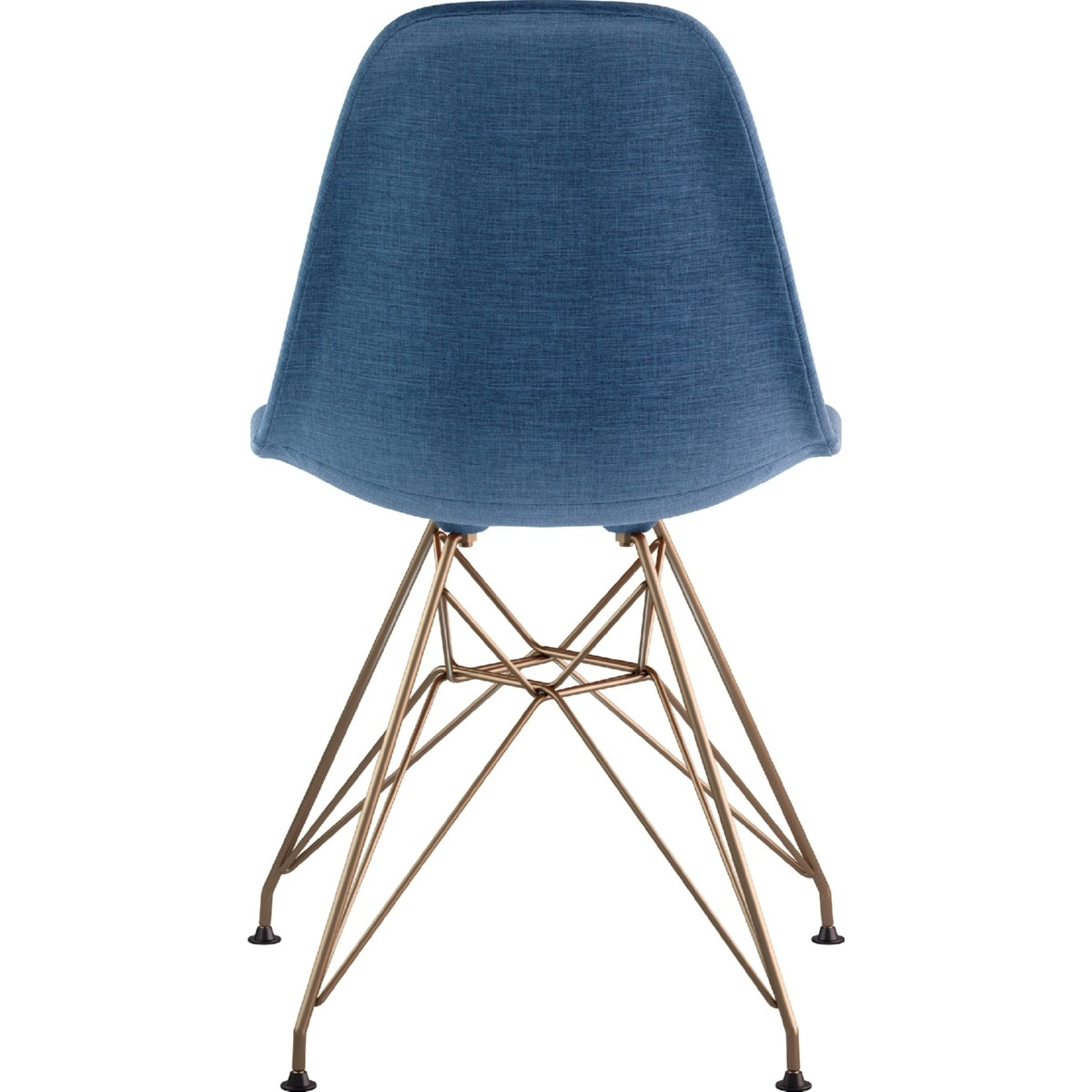 Inspiration about Most Recent Nyekoncept 331006Em2 Mid Century Eiffel Side Chair In Dodger Blue Fabric With Regard To Dodger Side Chairs (#12 of 20)