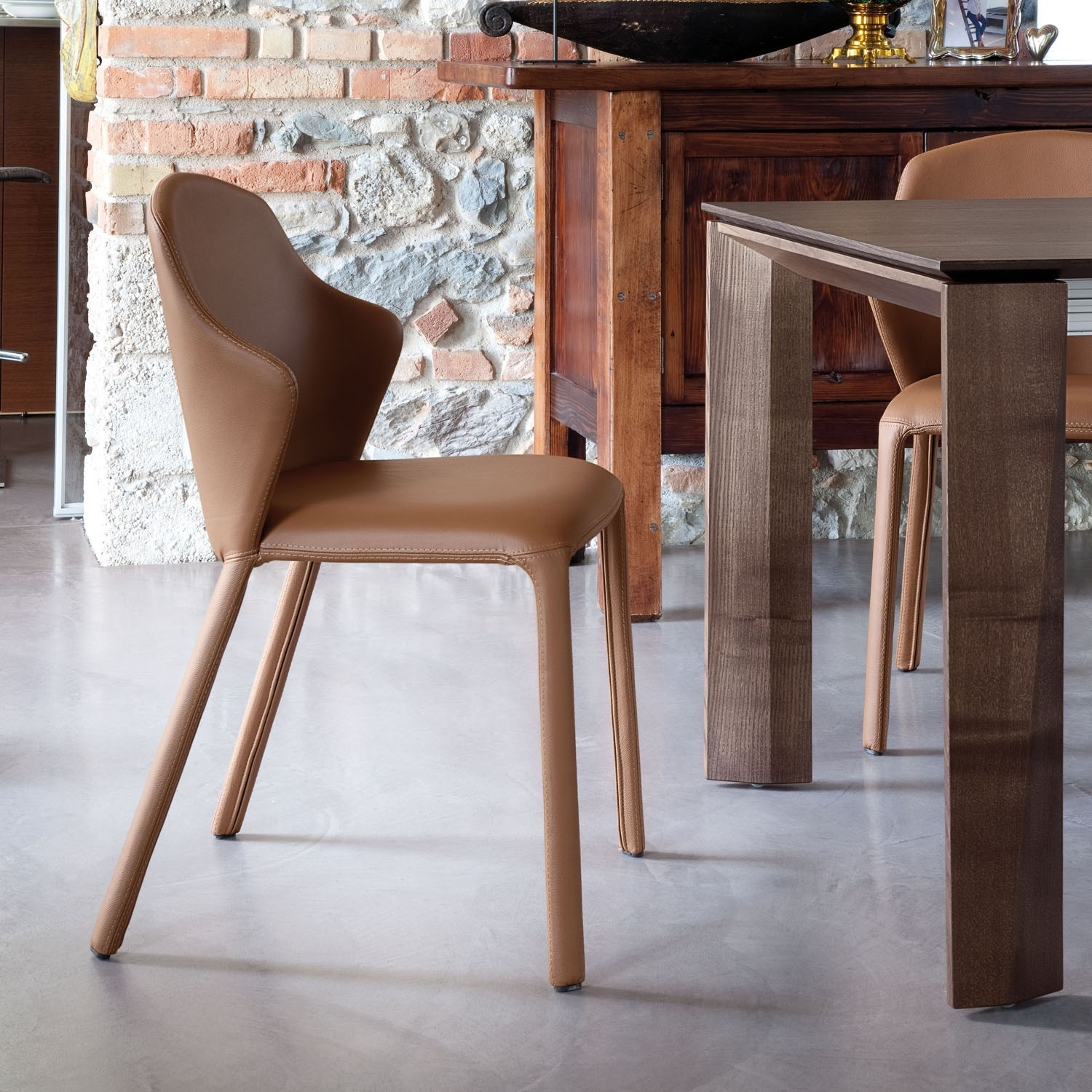 Inspiration about Most Recent Top 10 Modern Upholstered Dining Chairs Inside Dom Side Chairs (#4 of 20)