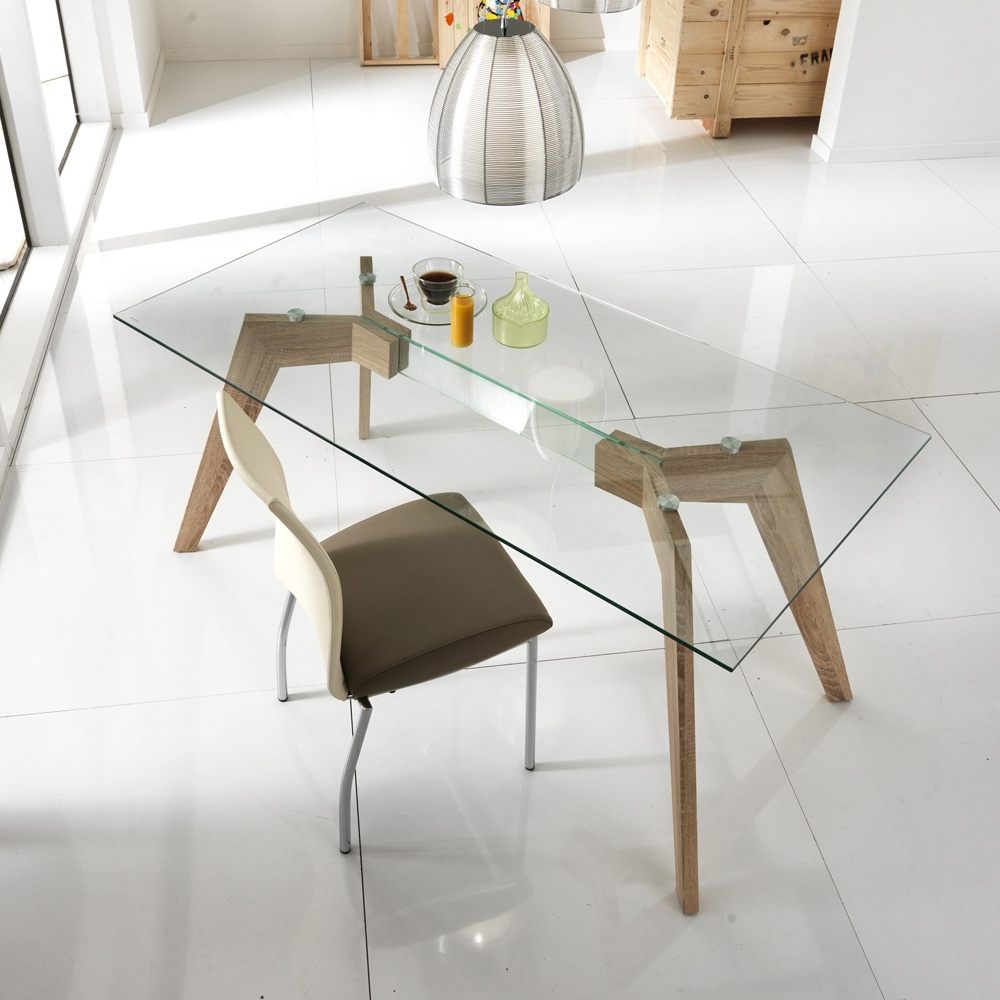 Most Recently Released Amos Side Chairs For Glass And Mdf Dining Table Amos, Modern Design (View 5 of 20)