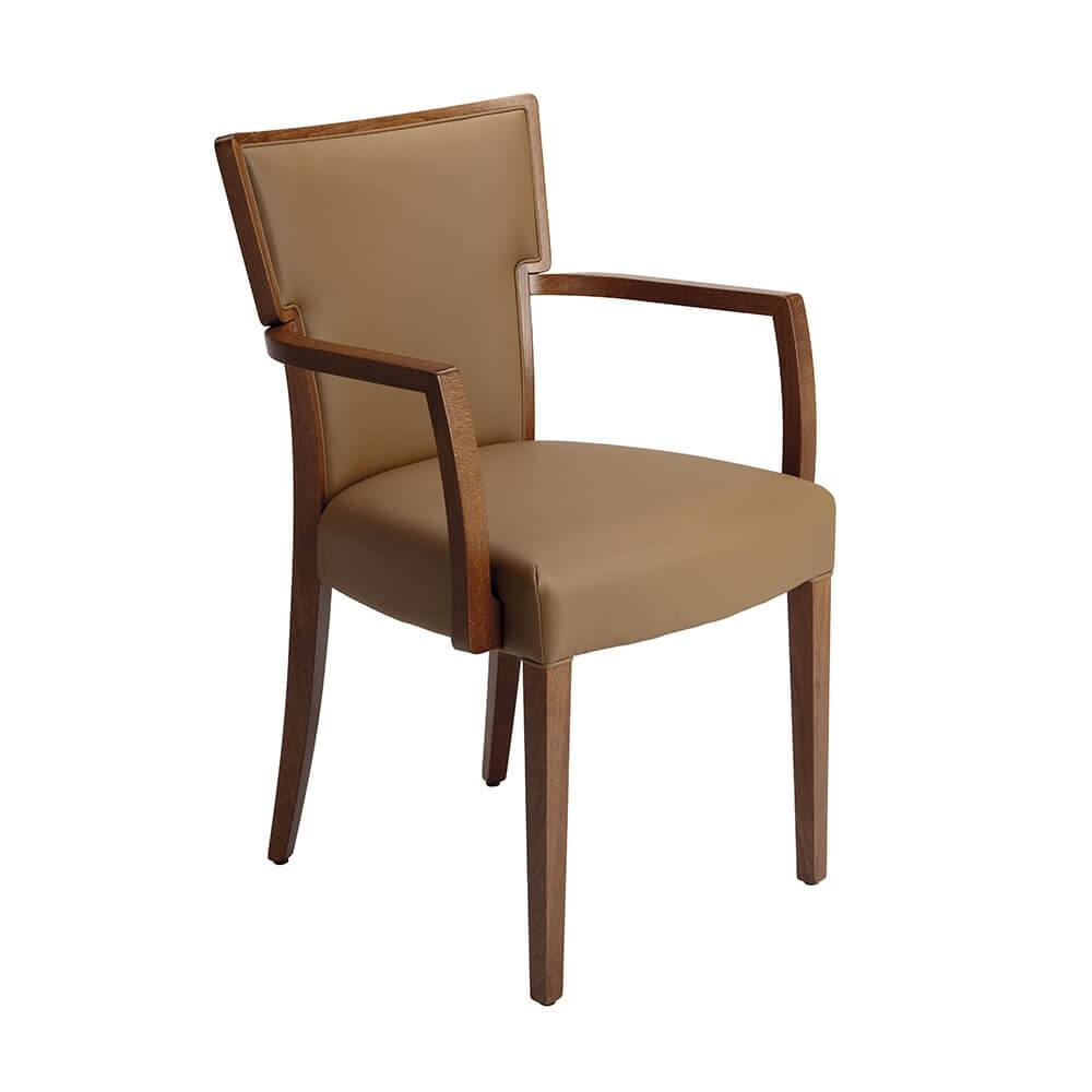 Most Recently Released Chandler Wood Side Chairs Throughout Restaurant Fully Upholstered Chairs (#15 of 20)