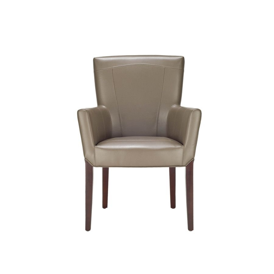 Most Recently Released Clay Side Chairs With Safavieh Hudson Collection Clay Leather Club Chair (#13 of 20)