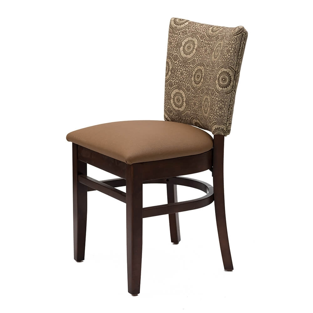 Most Recently Released Restaurant Fully Upholstered Chairs (#8 of 20)