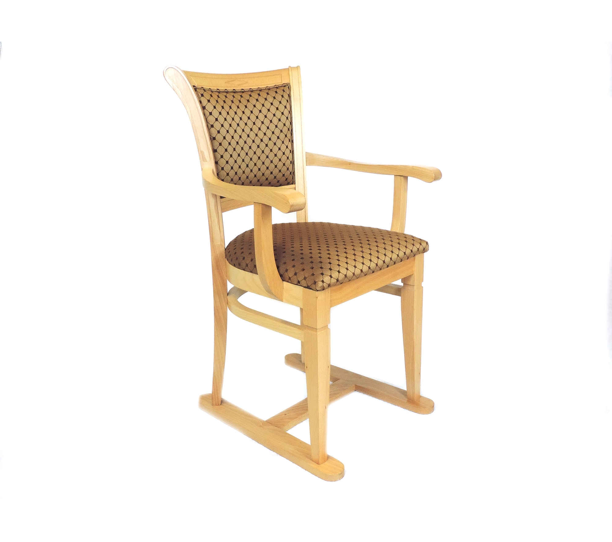 Most Recently Released York Dining Chair With Skis – High Seat Chairs With Oliver Side Chairs (#9 of 20)