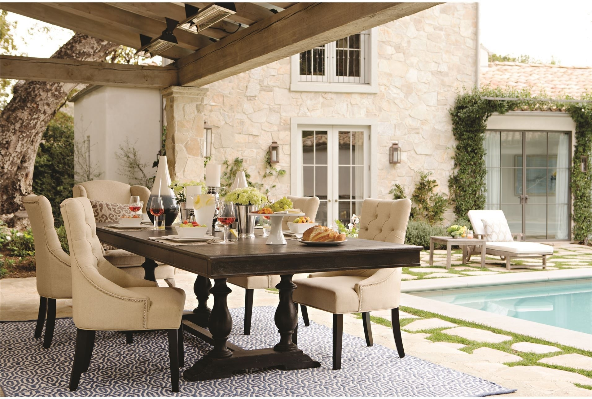Inspiration about Most Up To Date Chapleau Extension Dining Table (#10 of 20)
