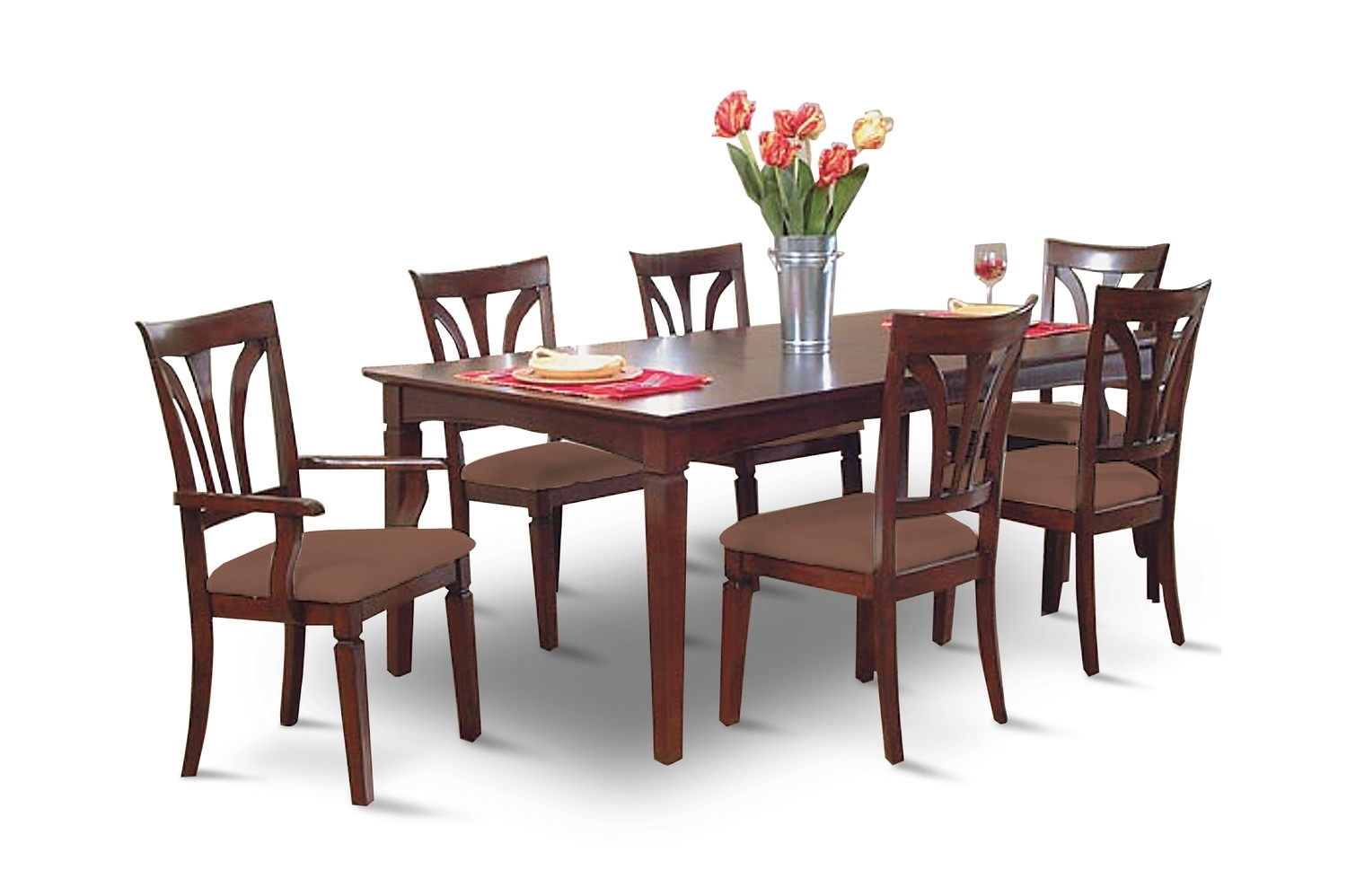 Most Up To Date Chapleau Ii Arm Chairs Inside Dining Sets – Kitchen & Dining Room Sets – Hom Furniture (View 14 of 20)