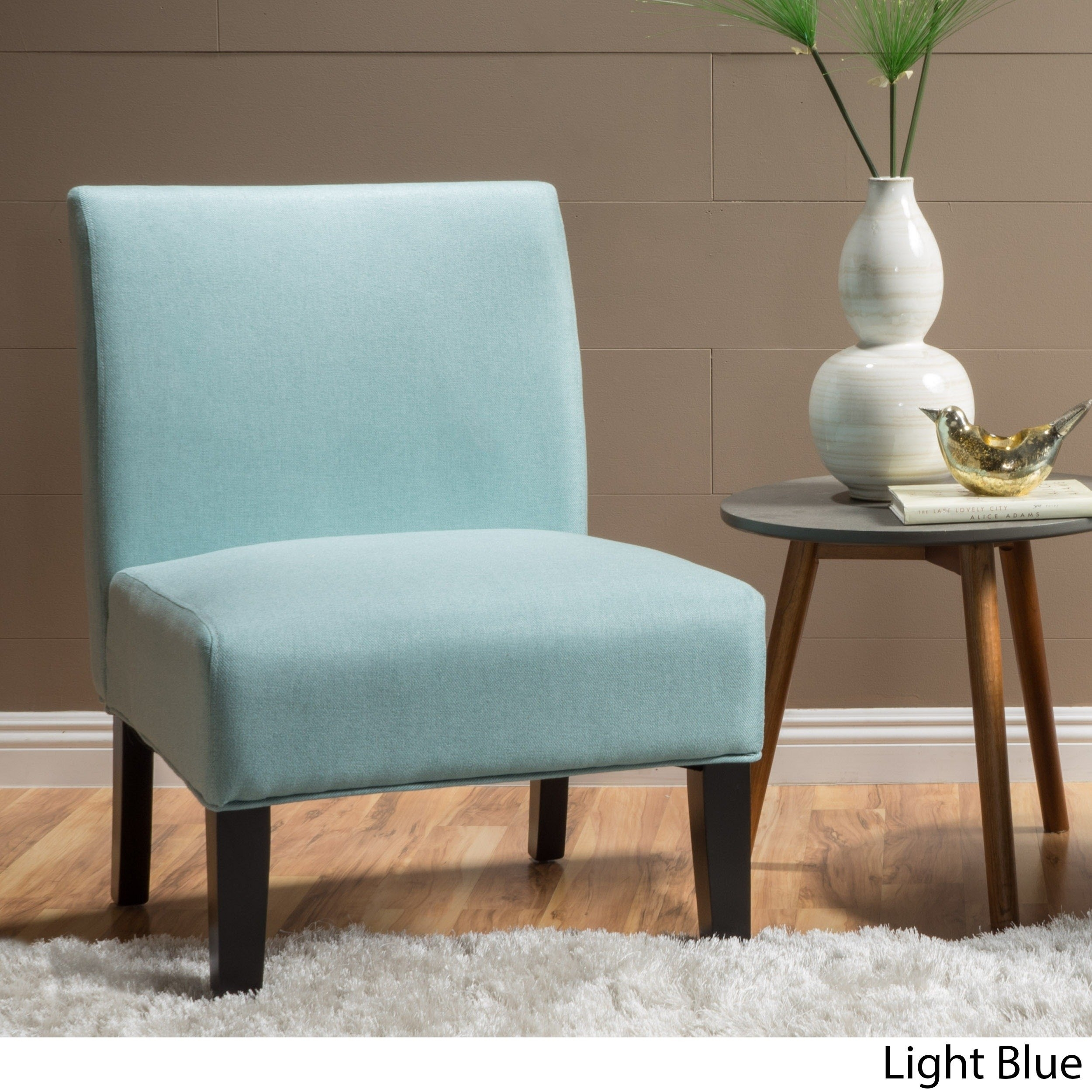 Nautical Blue Side Chairs With Most Popular Buy Living Room Chairs Online At Overstock (#10 of 20)