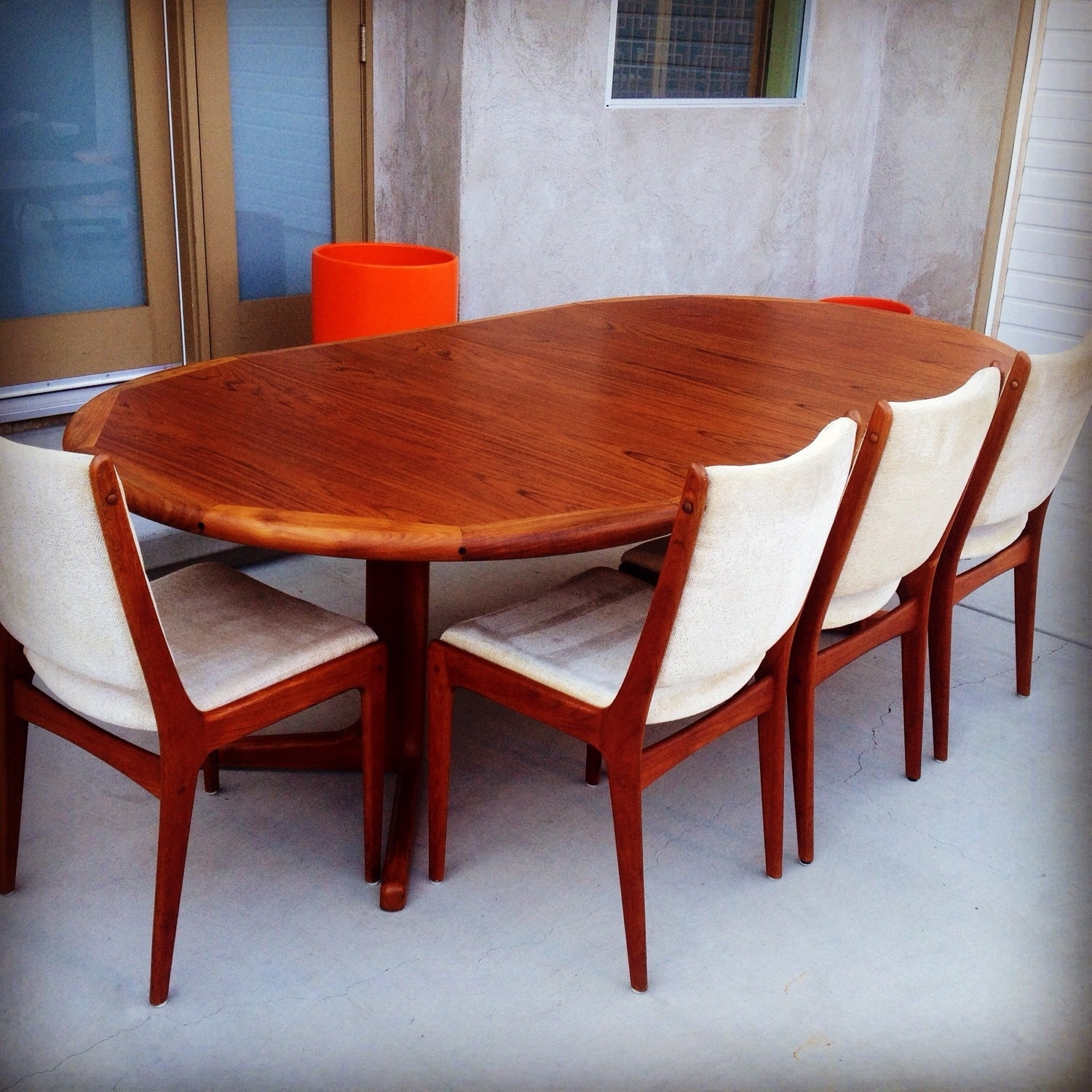 New Teak Dining Room Chairs (#13 of 20)