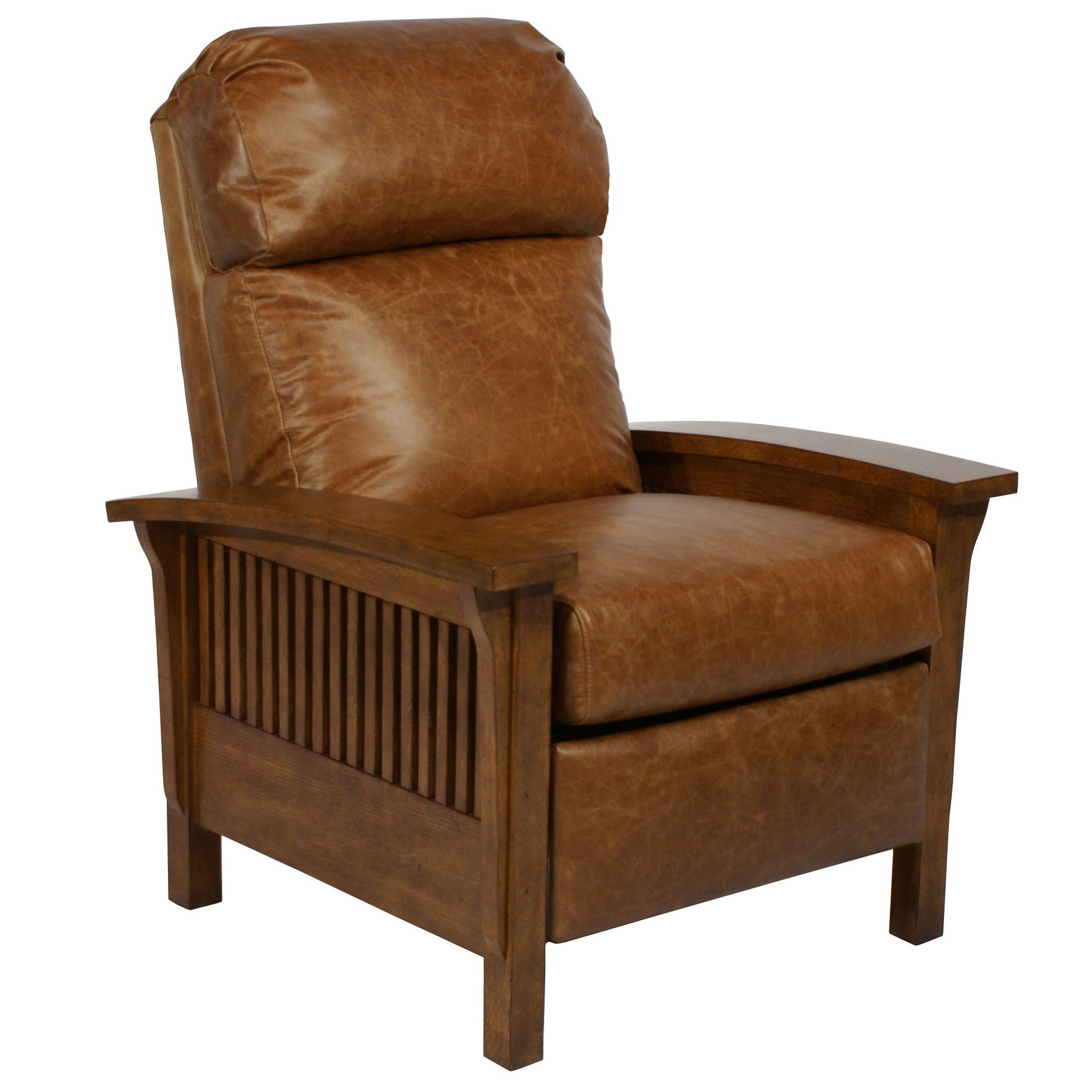 Newest Barcalounger Craftsman Ii Recliner Chair – Leather Recliner Chair Throughout Craftsman Arm Chairs (#16 of 20)