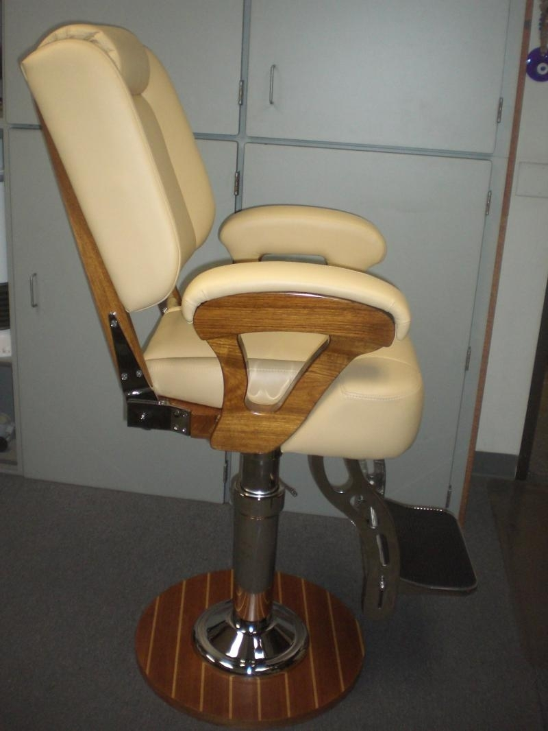 Newest Helms Arm Chairs In Sea Furniture Sea Marine Hardware – Helm Chairs (#11 of 20)