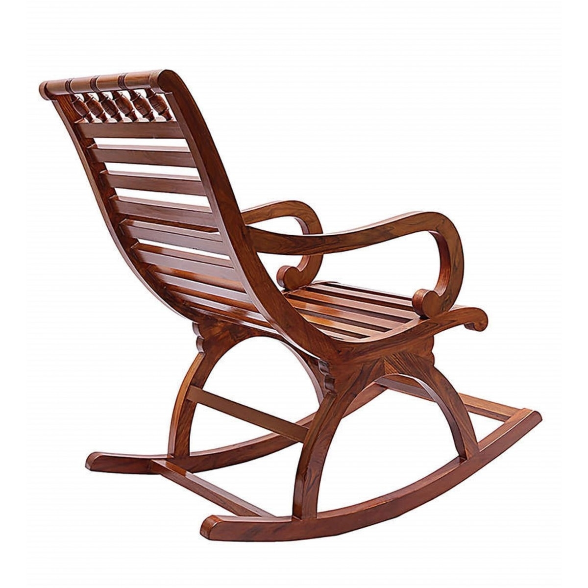 Newest Rocking Chairs Online  Shop Wooden Rocking Chair At Here !! With Helms Arm Chairs (#12 of 20)