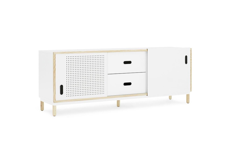 Norman Copenhagen Kabino Sideboard With Drawers | Furniture For Most Current Girard 4 Door Sideboards (#11 of 20)