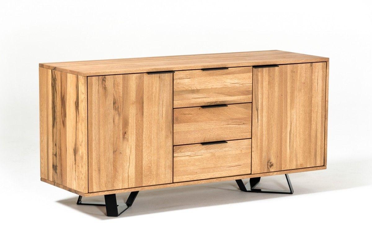 Nova Domus Pisa Modern Drift Oak Buffet | Modern Buffets On Sale + Inside Most Recently Released Amos Buffet Sideboards (#15 of 20)