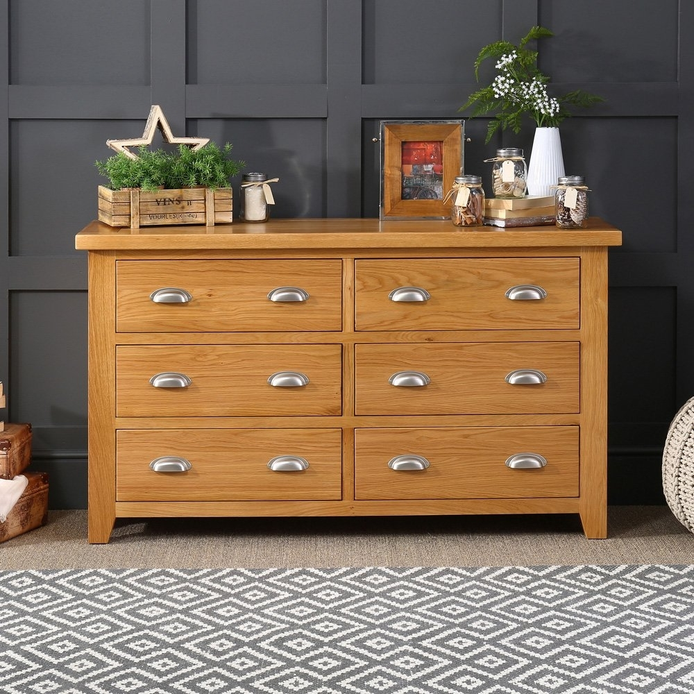 Oak Furniture | Ranges | The Furniture Market With Regard To Most Recently Released Rustic Black & Zebra Pine Sideboards (View 16 of 20)