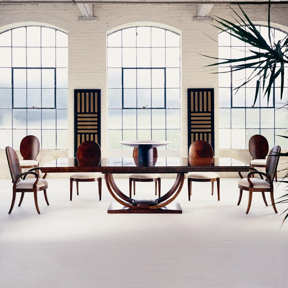 Omni Side Chairs In Most Recently Released Century Century Classics Dining Table, Arm Chair And Side Chair Set (#12 of 20)