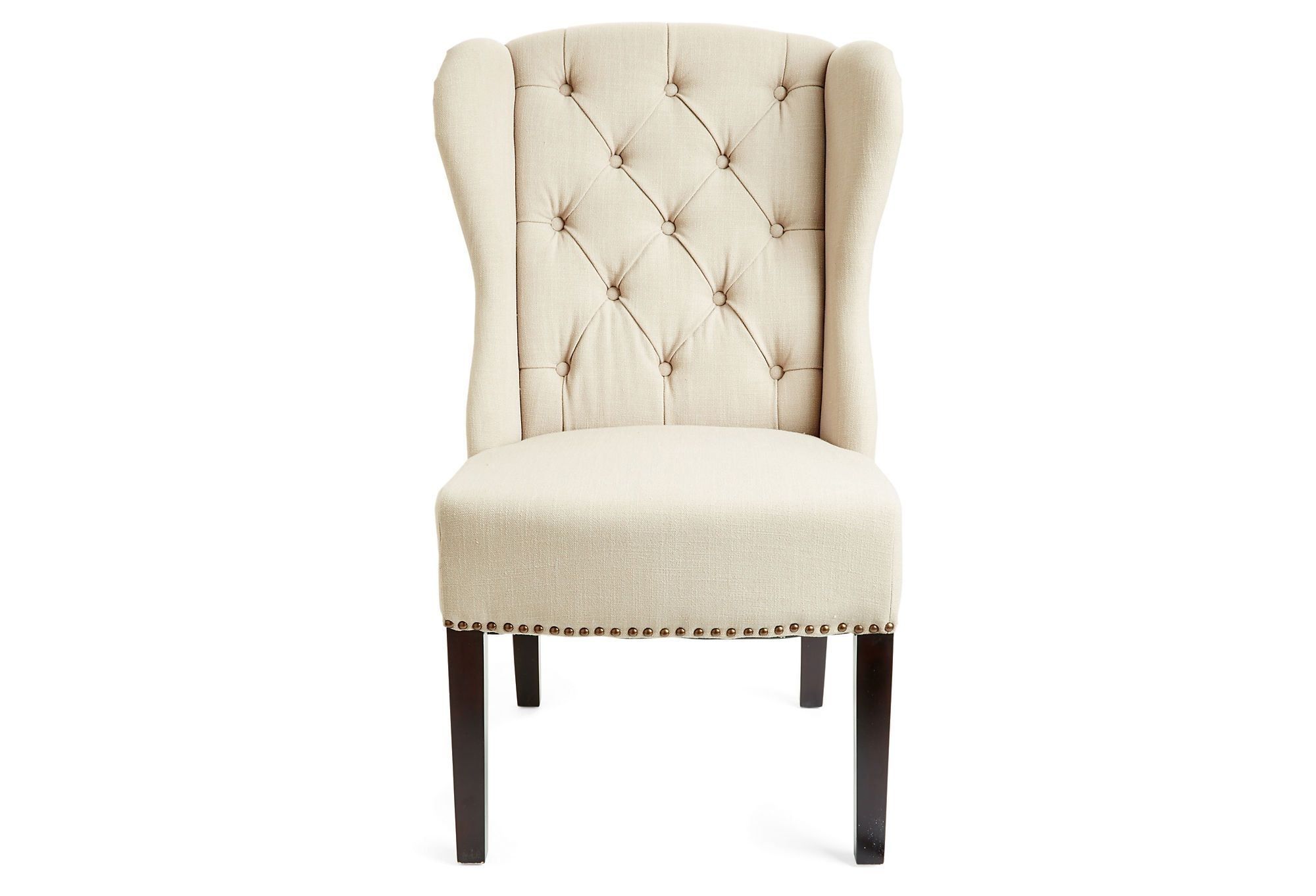 One Kings Lane – Francophile Style – Hayes Side Chair, Vanilla Throughout Trendy Hayes Side Chairs (#14 of 20)