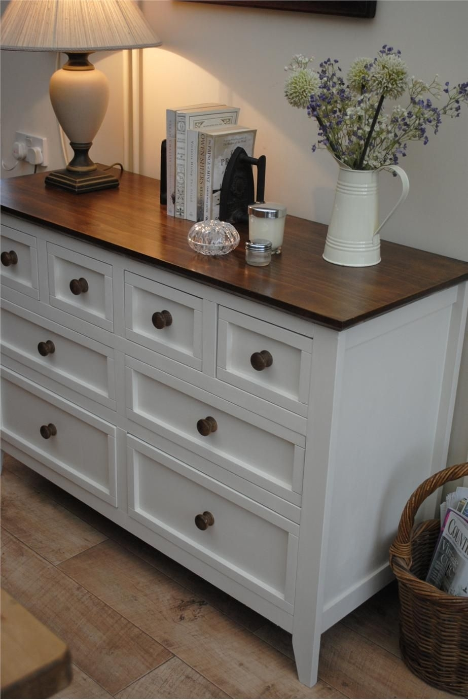 Or This – With Different Knobs And A White Or Grey Or Black Painted Intended For Most Up To Date Satin Black & Painted White Sideboards (View 5 of 20)