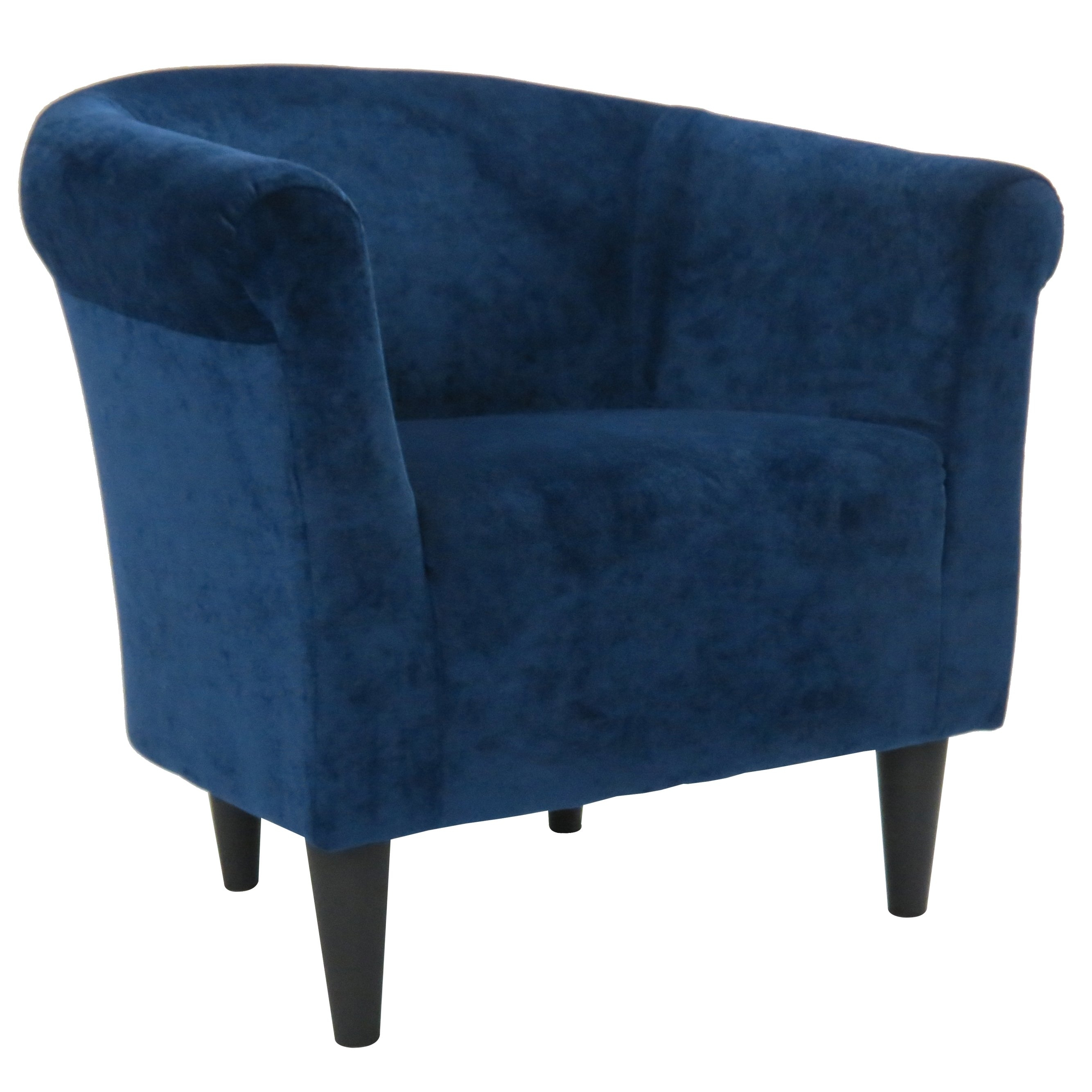 Our Best Living Regarding Trendy Nautical Blue Side Chairs (#15 of 20)