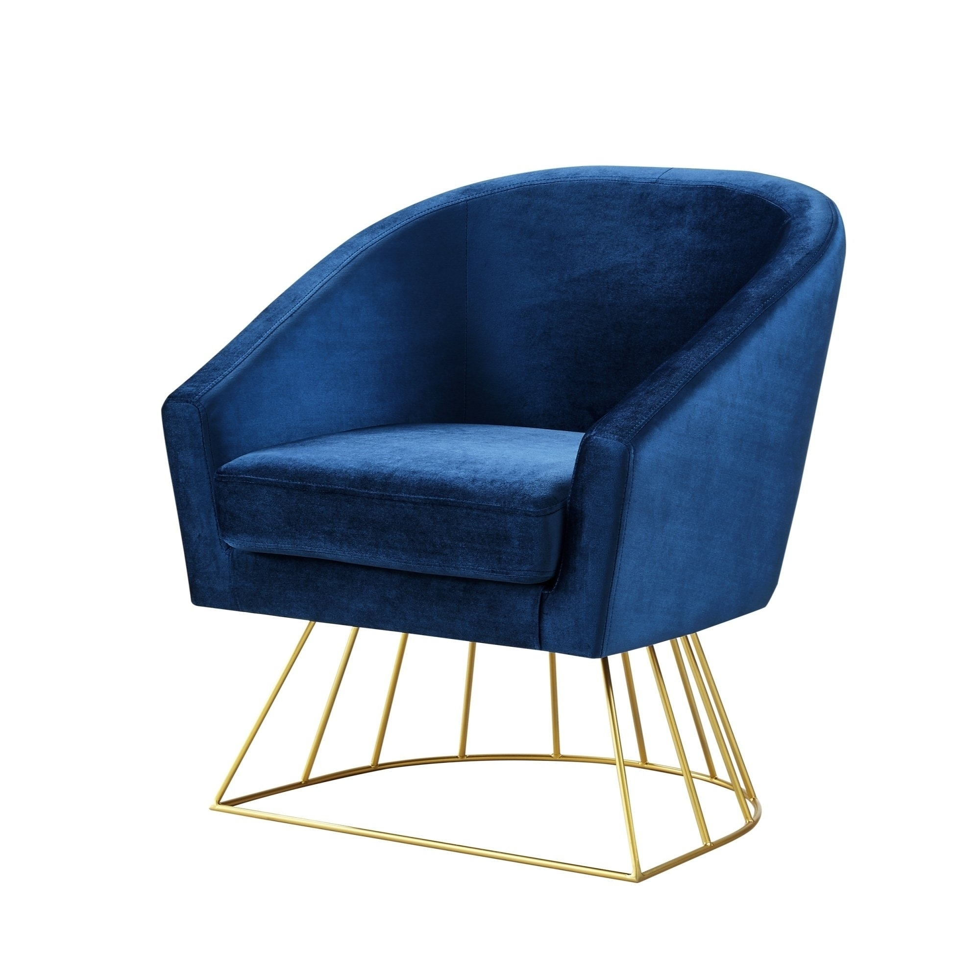 Our Best Living Within Famous Nautical Blue Side Chairs (#17 of 20)