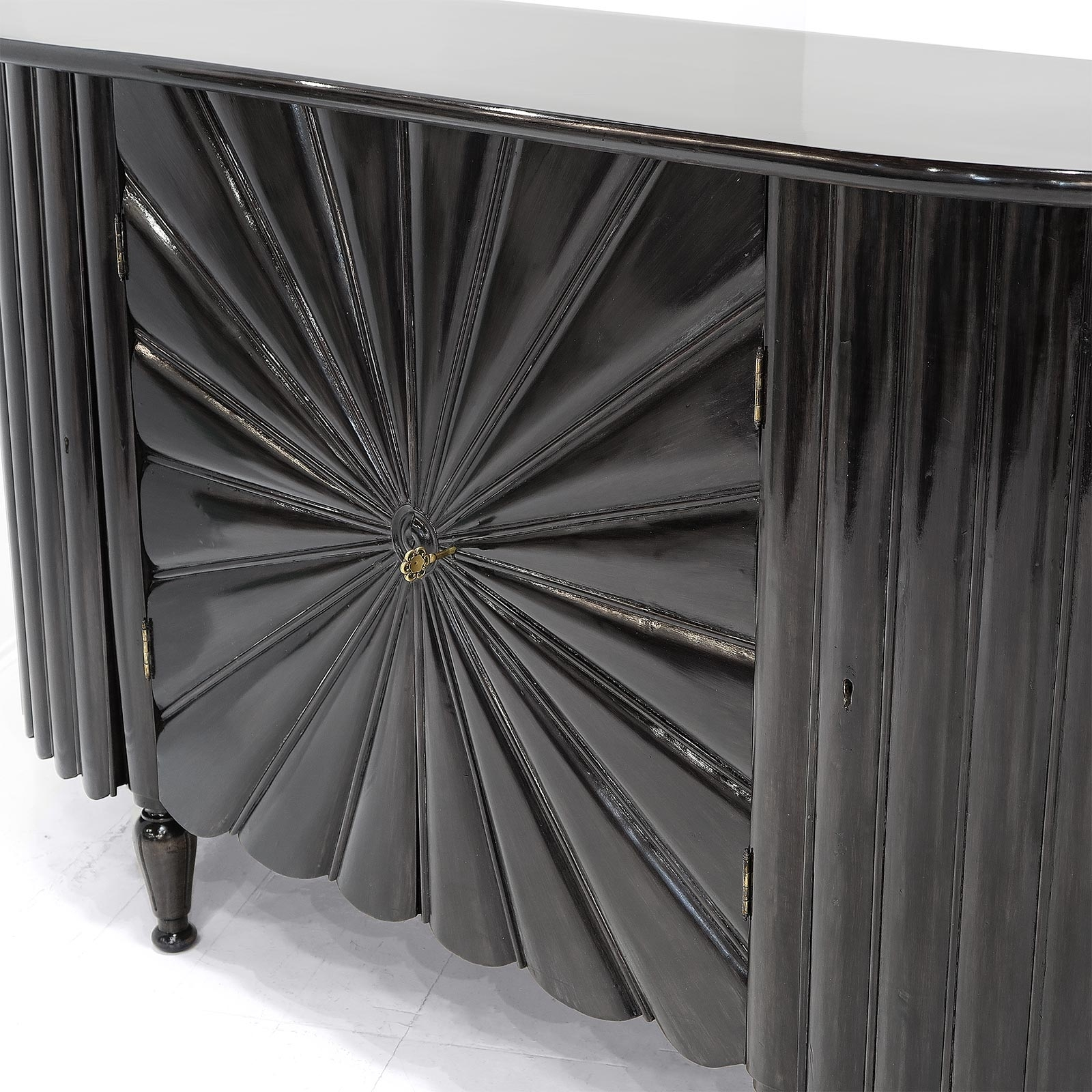 Inspiration about Pair Of Italian 'starburst' Sideboards | Nicholas & Alistair With 2017 Starburst 3 Door Sideboards (#10 of 20)