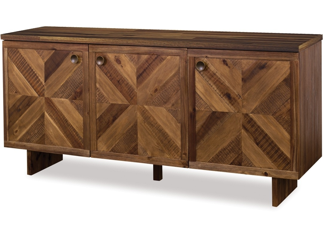 Inspiration about Parquet 2 Sideboard Throughout Latest Parquet Sideboards (#3 of 20)