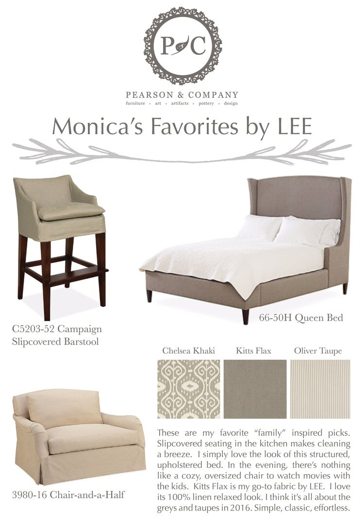 Inspiration about Pearson White Slipcovered Side Chairs Intended For Best And Newest Monica Lee Industries Picks Pearson & Company Omaha (#17 of 20)