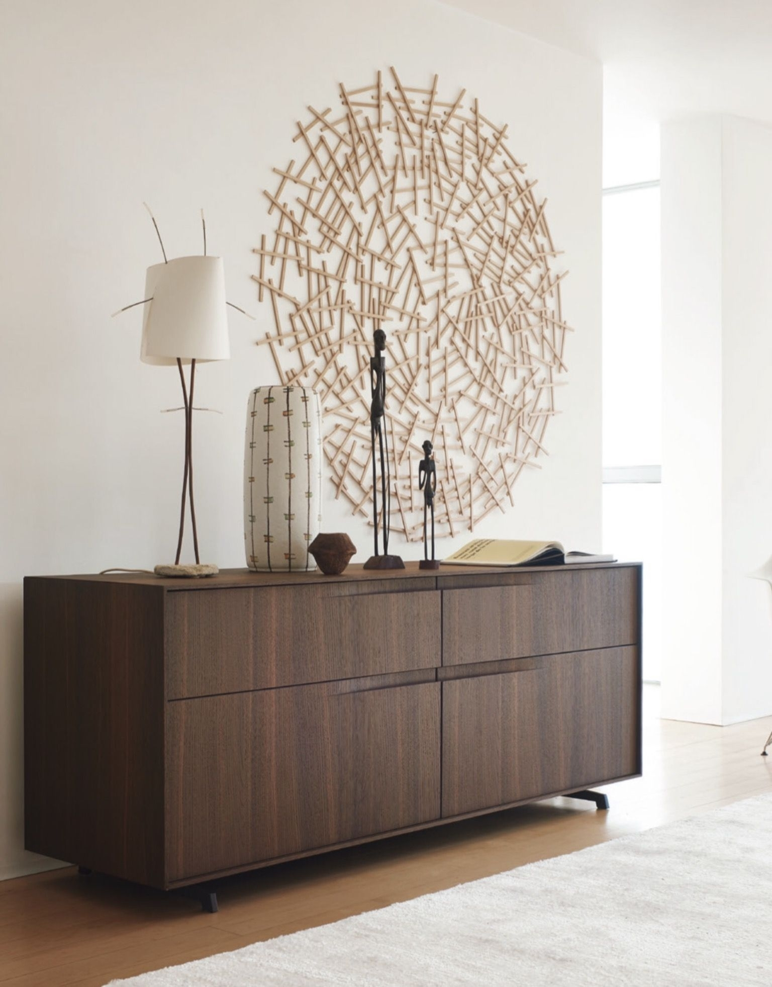 Inspiration about Pinglyphs Design | Unique, Fresh Urban, Metal Wall Art Design With Current Rossi Large Sideboards (#16 of 20)