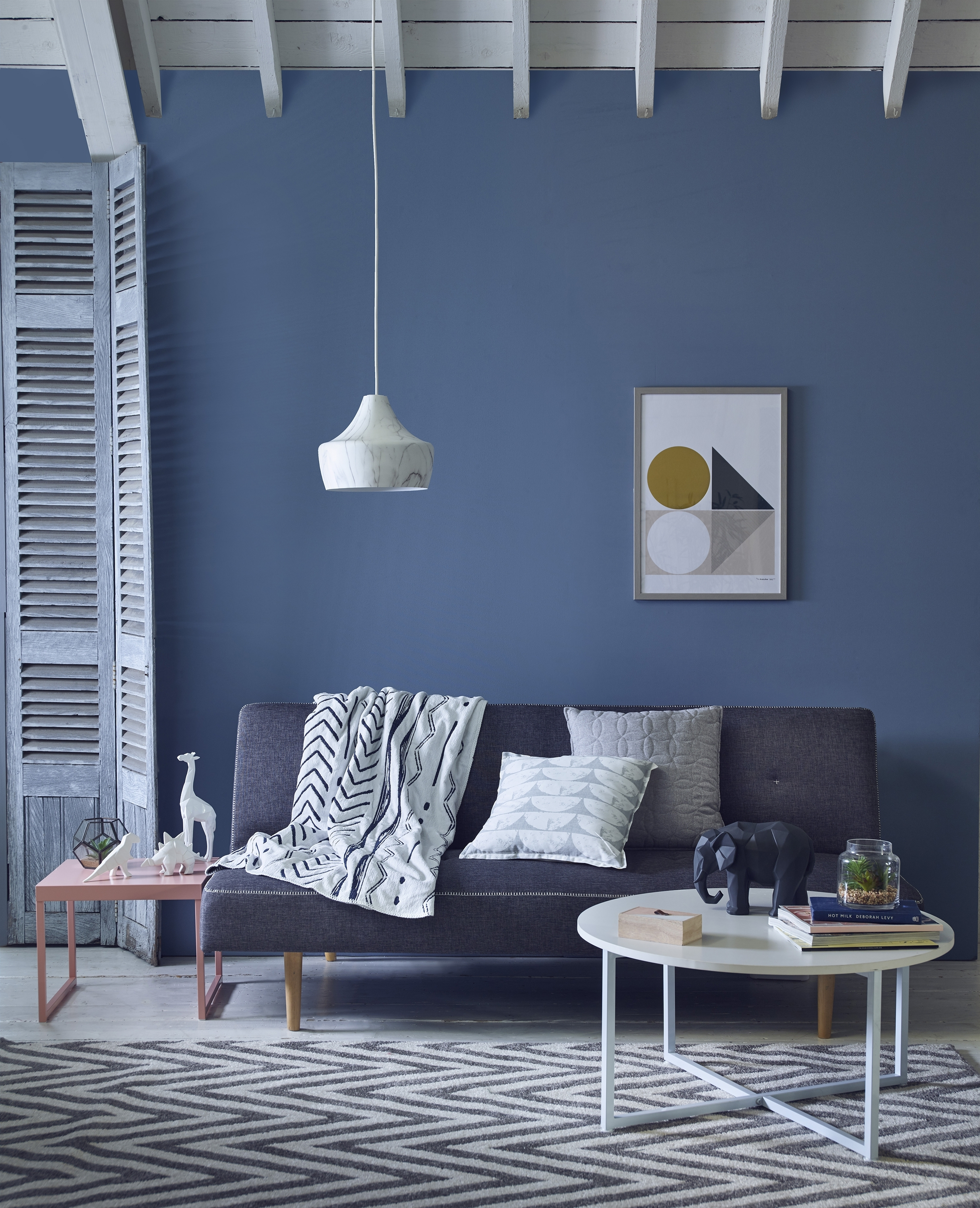 Popular 10 Of The Best Paint Colours For Living Rooms (#15 of 20)