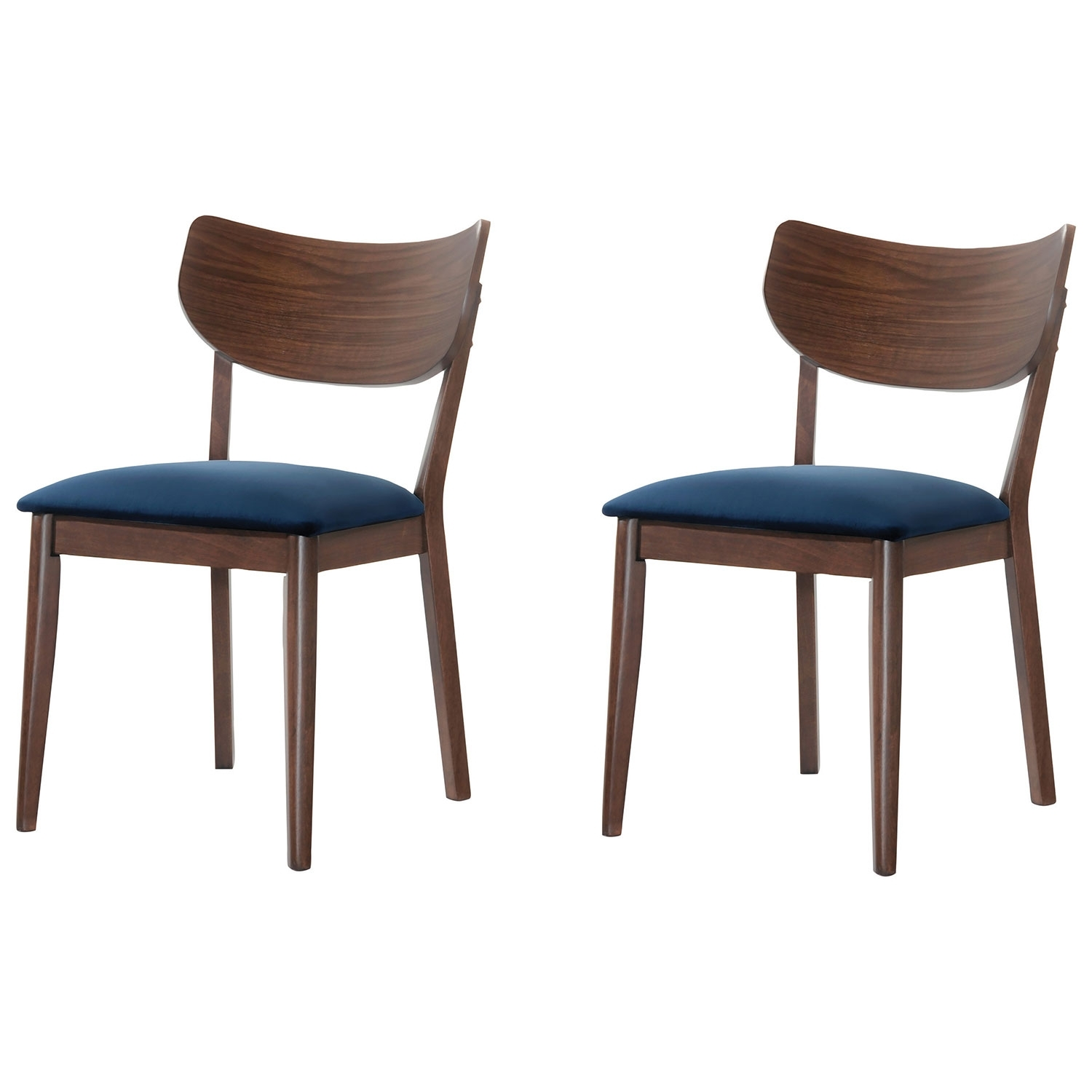Preferred Cole Ii Orange Side Chairs With Regard To Dining Chairs: Leather, Modern, Contemporary & More – Best Buy Canada (#16 of 20)