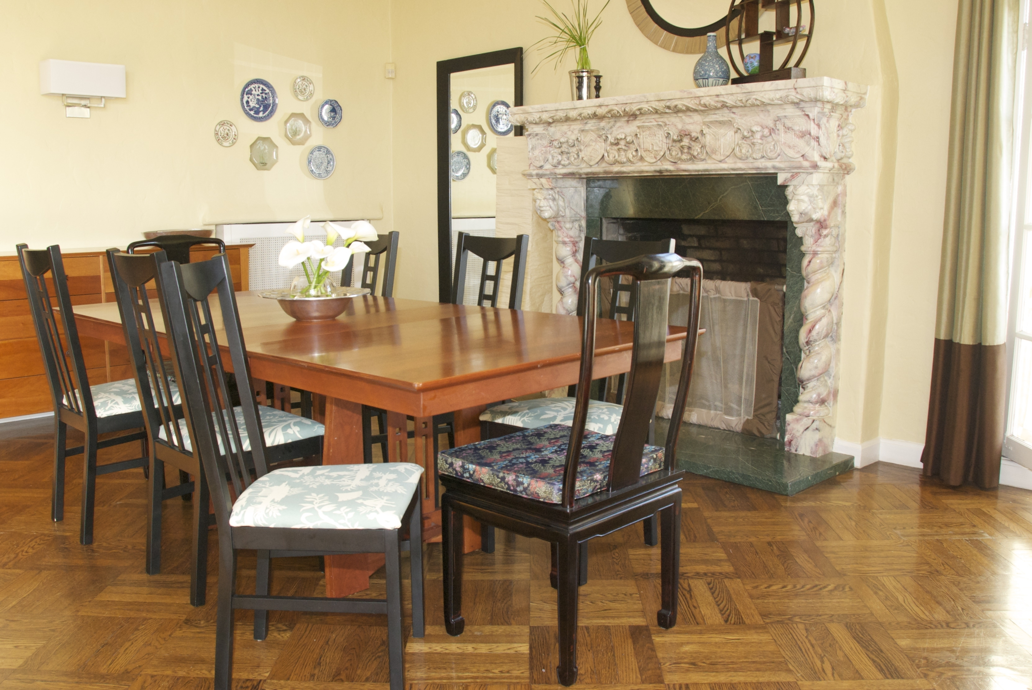 Preferred Ikea Dining Chairs All Grown Up – Craftsman And Regency Makeovers Within Craftsman Side Chairs (#16 of 20)