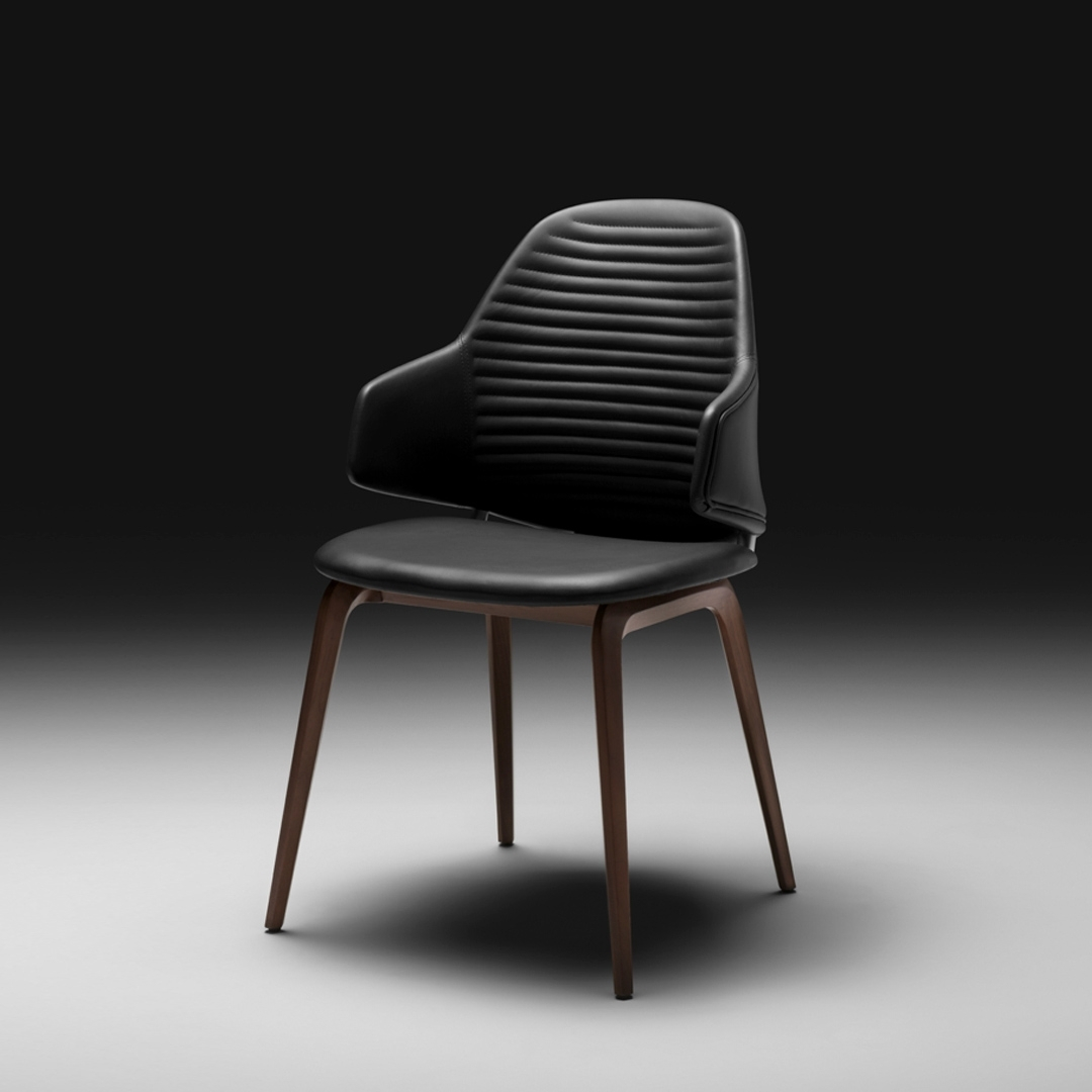 Inspiration about Preferred Luxury Italian Designer Vela Chair – Italian Designer & Luxury Pertaining To Vela Side Chairs (#12 of 20)
