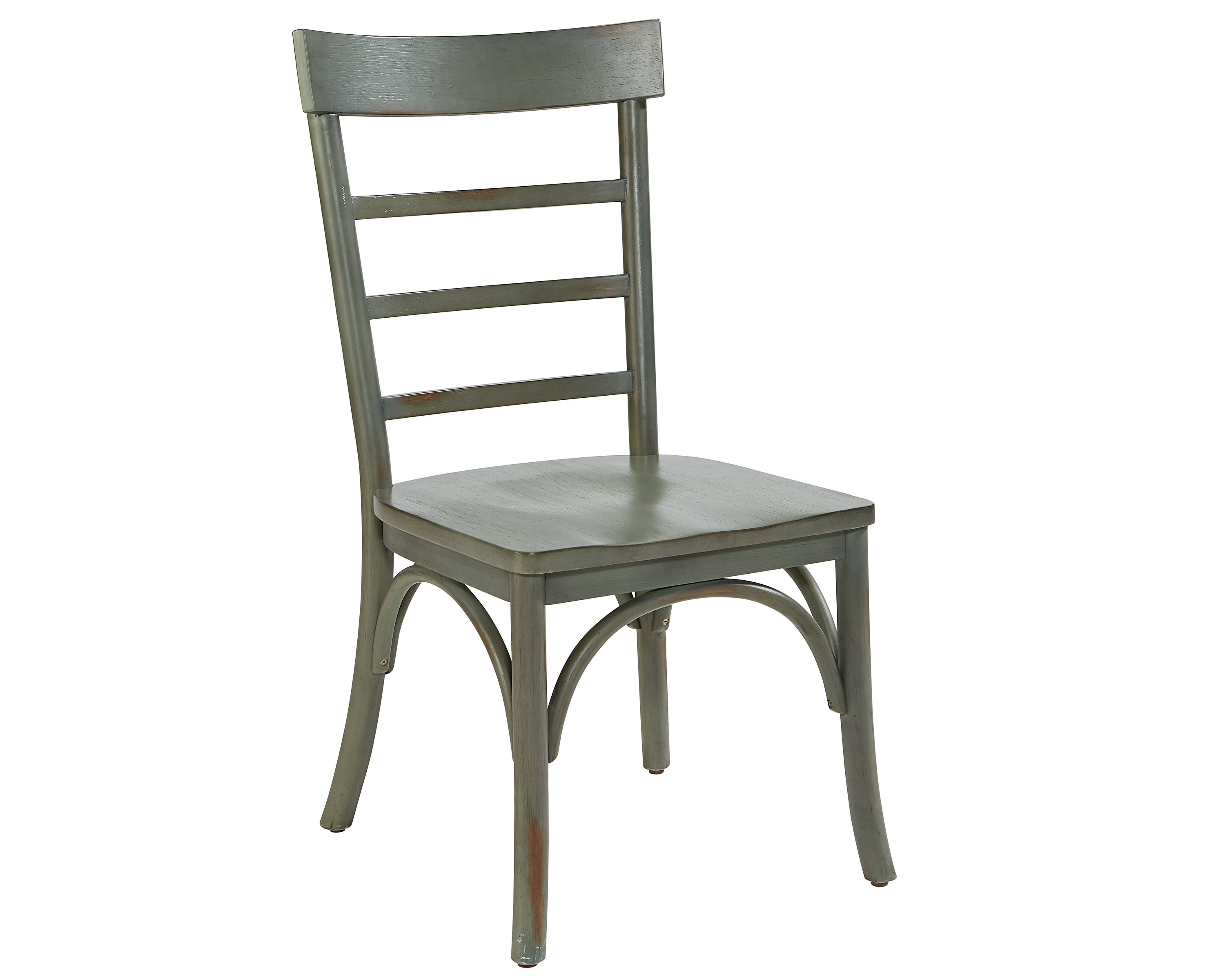 Popular Photo of Magnolia Home Harper Patina Side Chairs