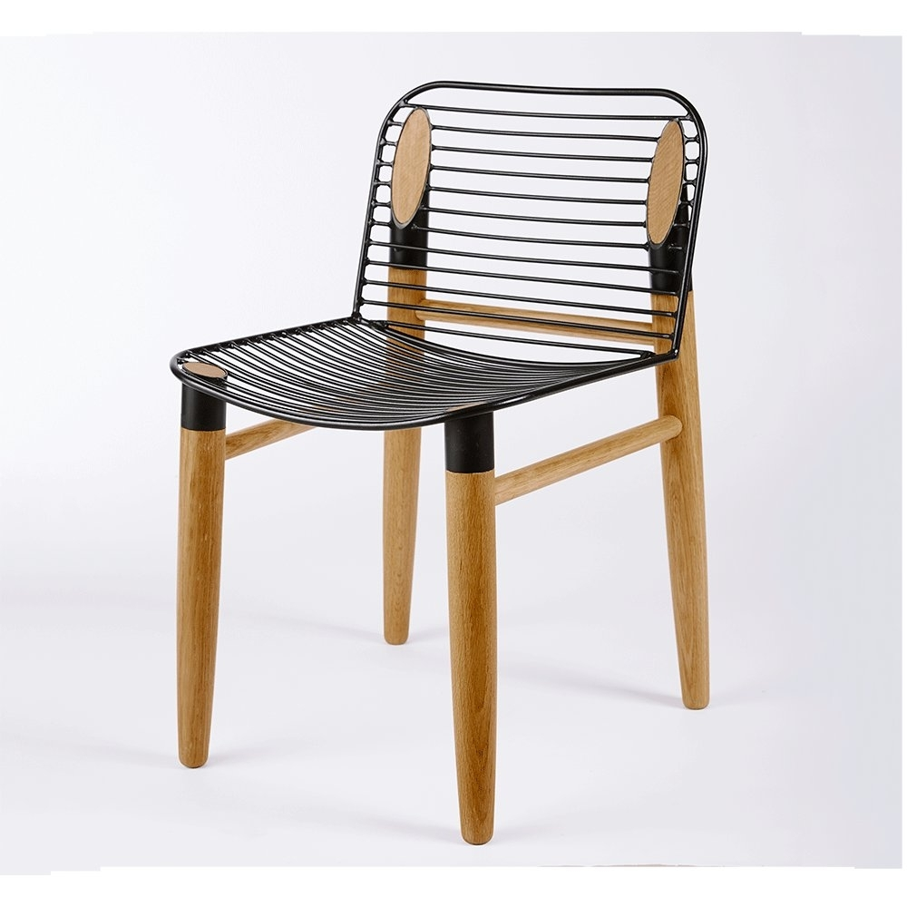 Inspiration about Preferred Partridge Side Chairs Inside 10 Non Replica Dining Chairs – The Interiors Addict (#6 of 20)