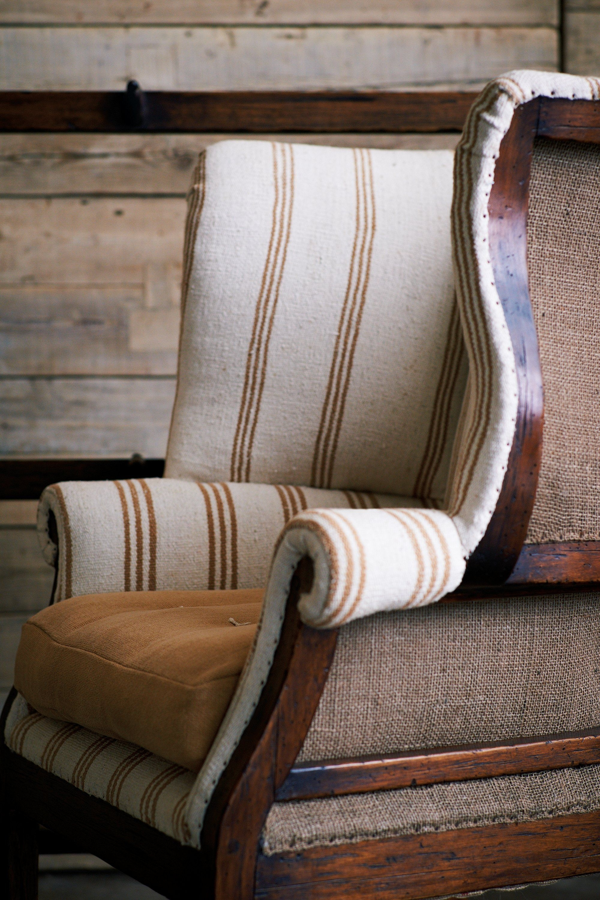 Inspiration about Ralph Lauren Home Inside Popular Laurent Host Arm Chairs (#2 of 20)