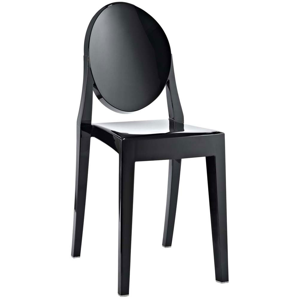 Recent Chairs With Regard To Cole Ii Black Side Chairs (View 16 of 20)