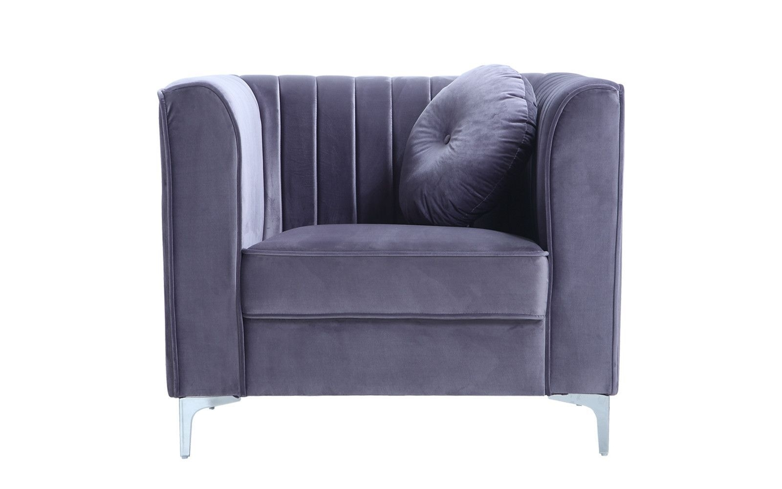 Inspiration about Recent Ciara Classic Old Hollywood Boudoir Velvet Armchair (#9 of 20)