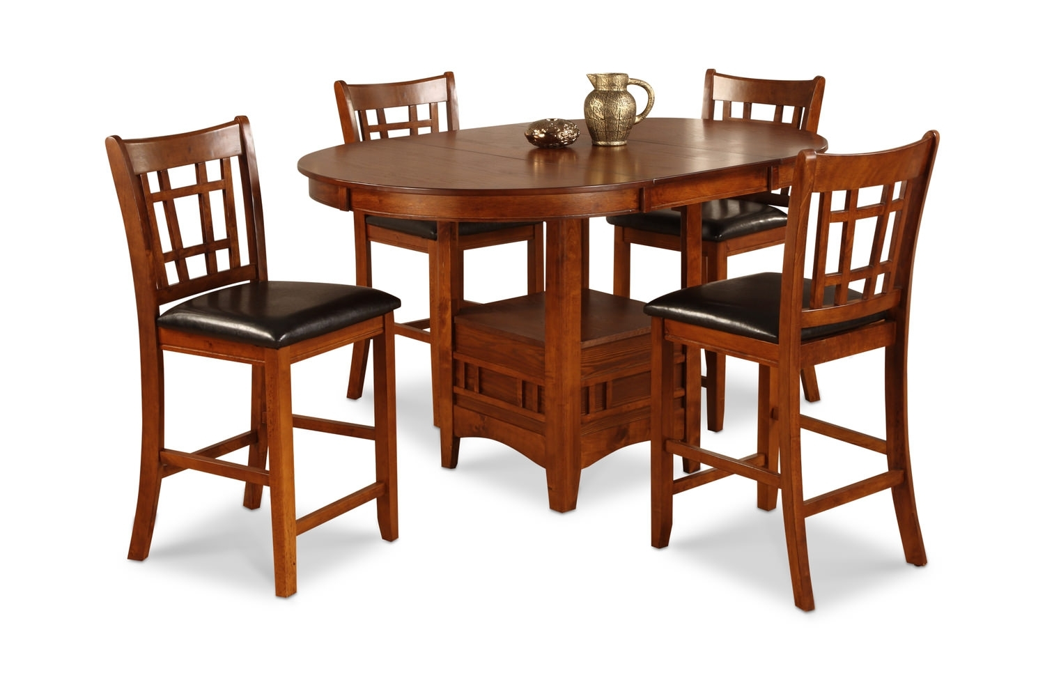 Inspiration about Recent Dining Sets – Kitchen & Dining Room Sets – Hom Furniture Within Chapleau Ii Side Chairs (#13 of 20)