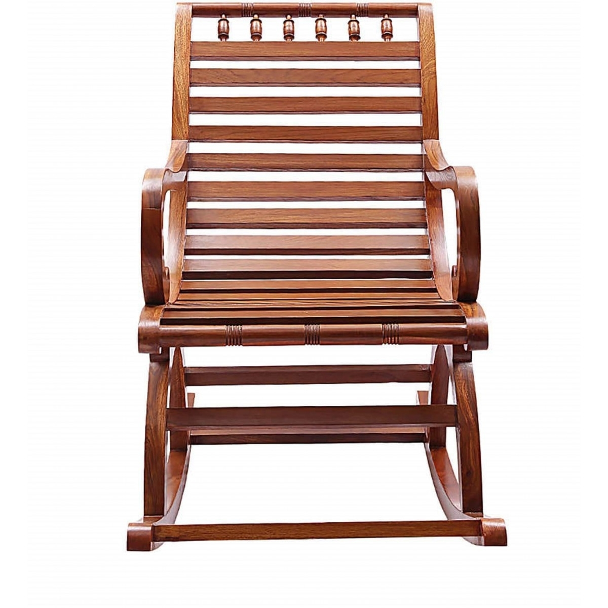 Recent Rocking Chairs Online  Shop Wooden Rocking Chair At Here !! Throughout Helms Arm Chairs (#16 of 20)